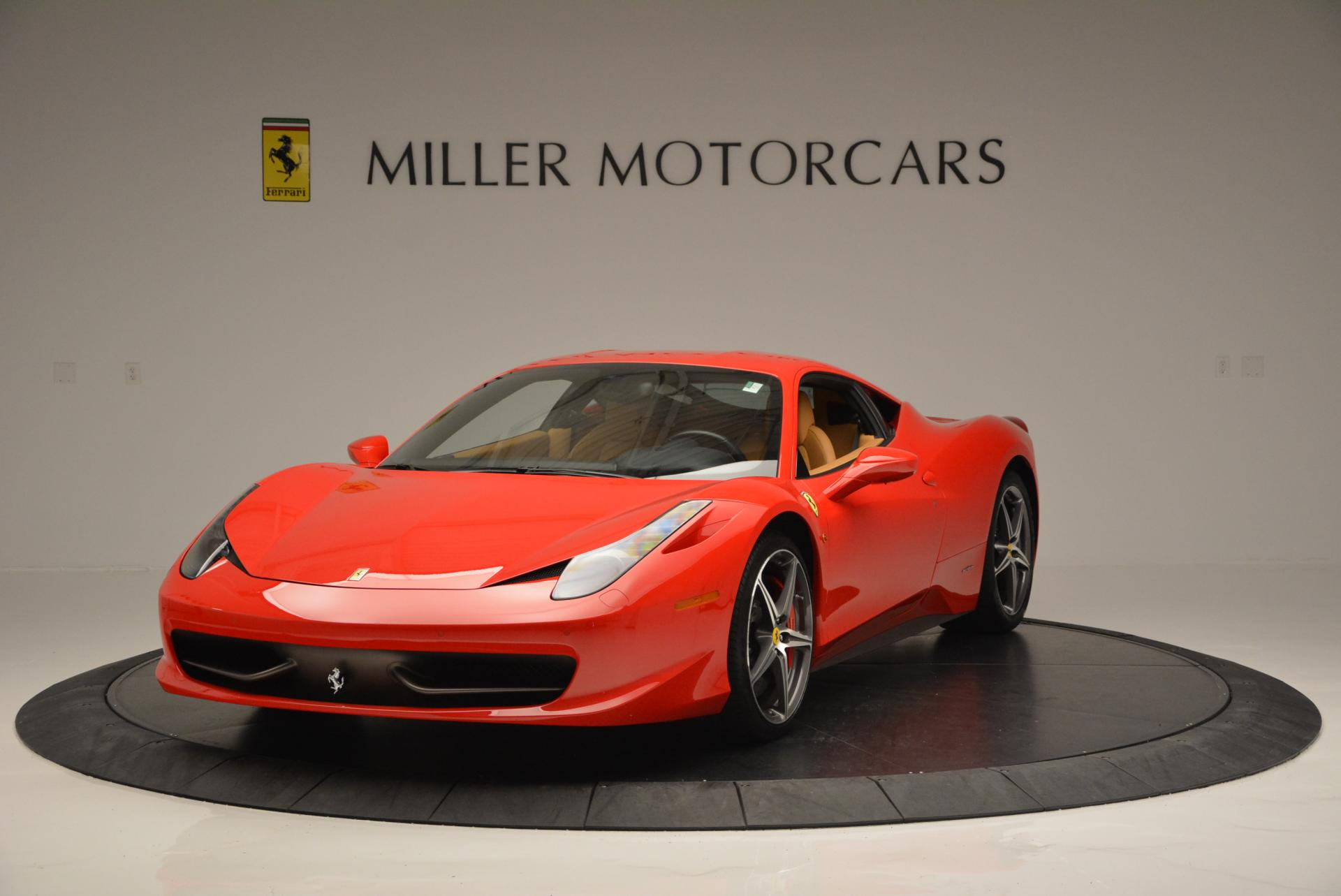 Used 2010 Ferrari 458 Italia  For Sale In Westport, CT