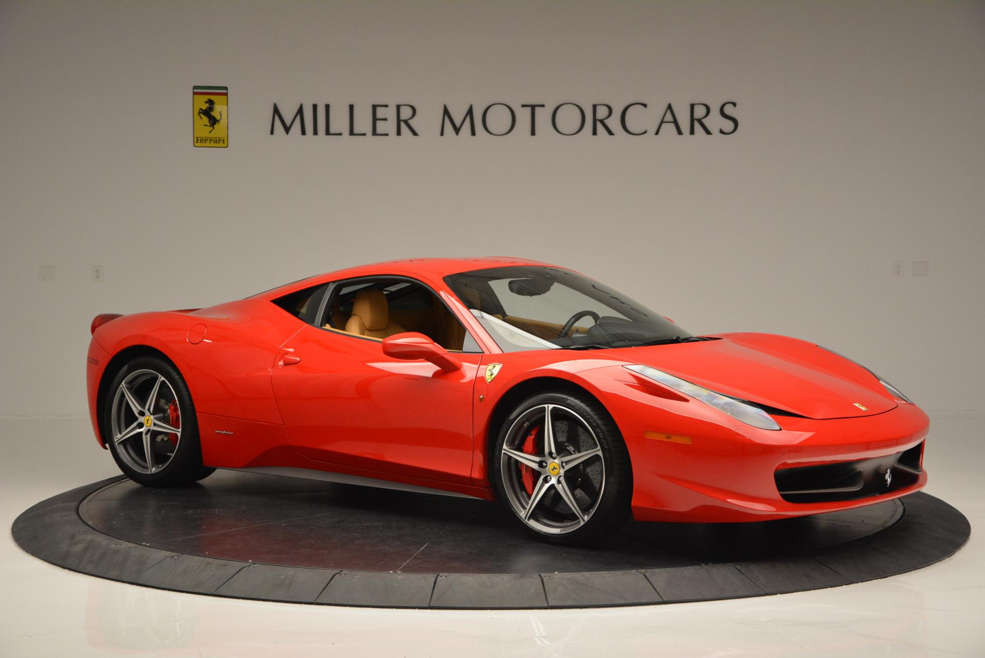 Used 2010 Ferrari 458 Italia  For Sale In Westport, CT 148_p10