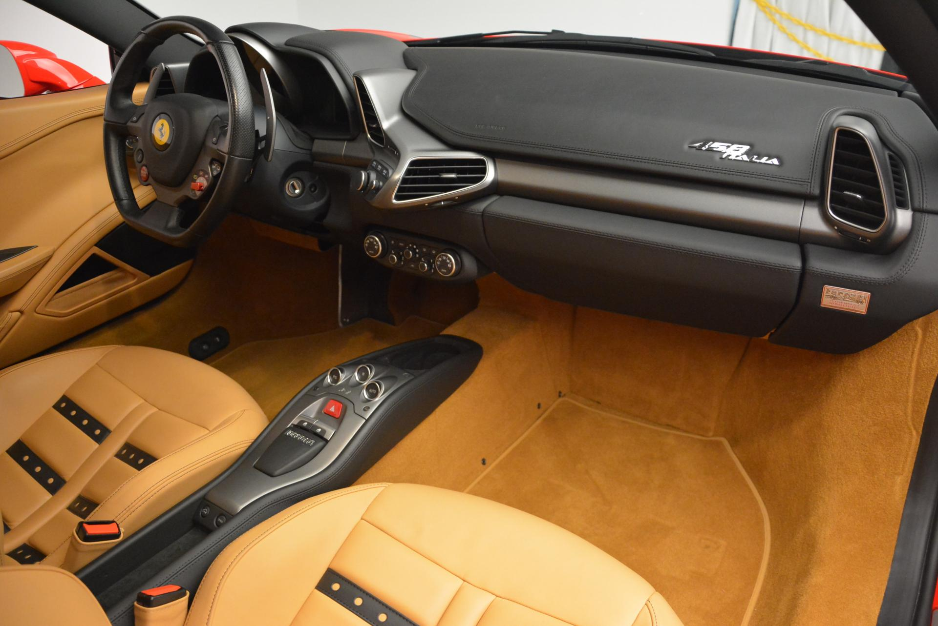 Used 2010 Ferrari 458 Italia  For Sale In Westport, CT 148_p17