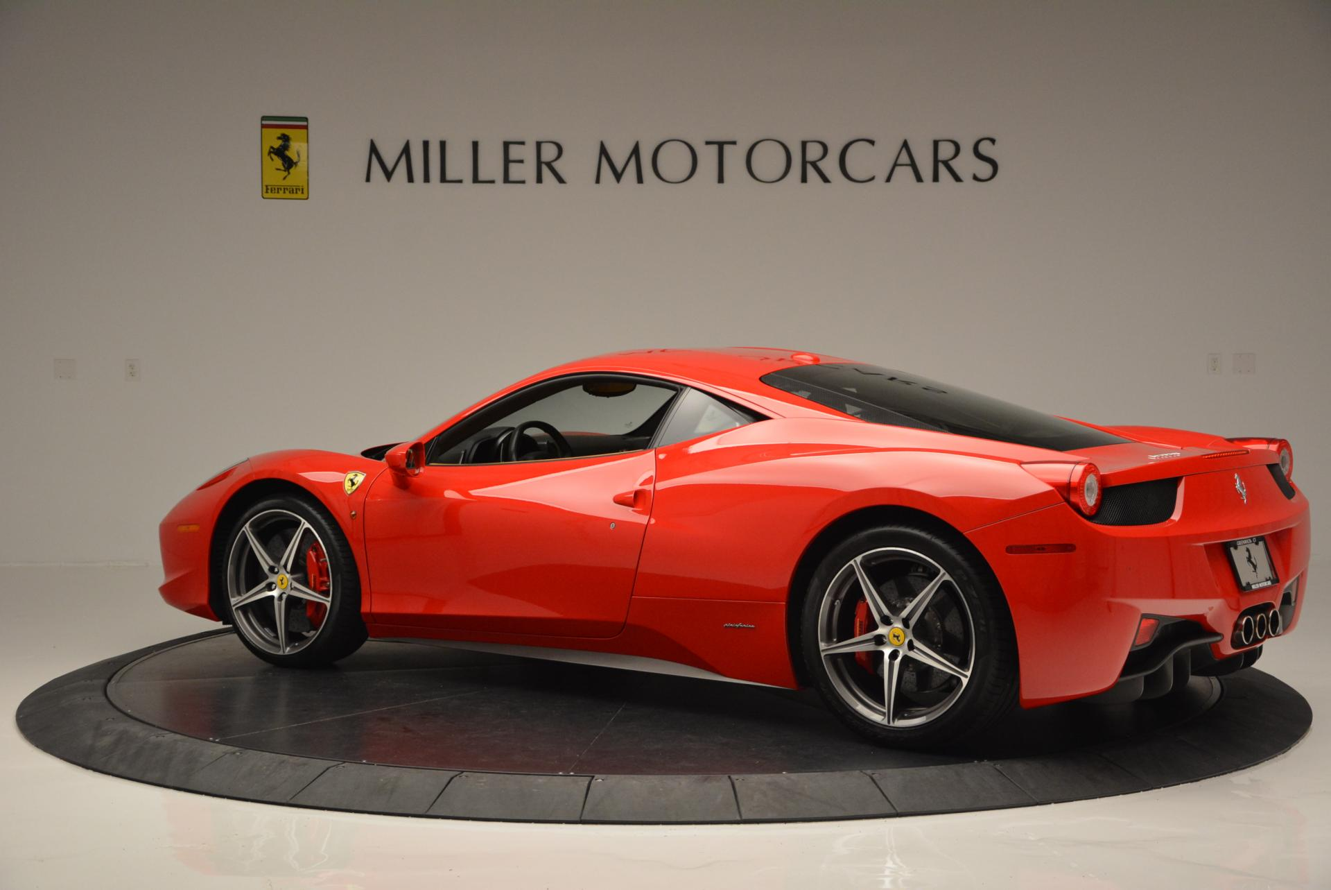 Used 2010 Ferrari 458 Italia  For Sale In Westport, CT 148_p4
