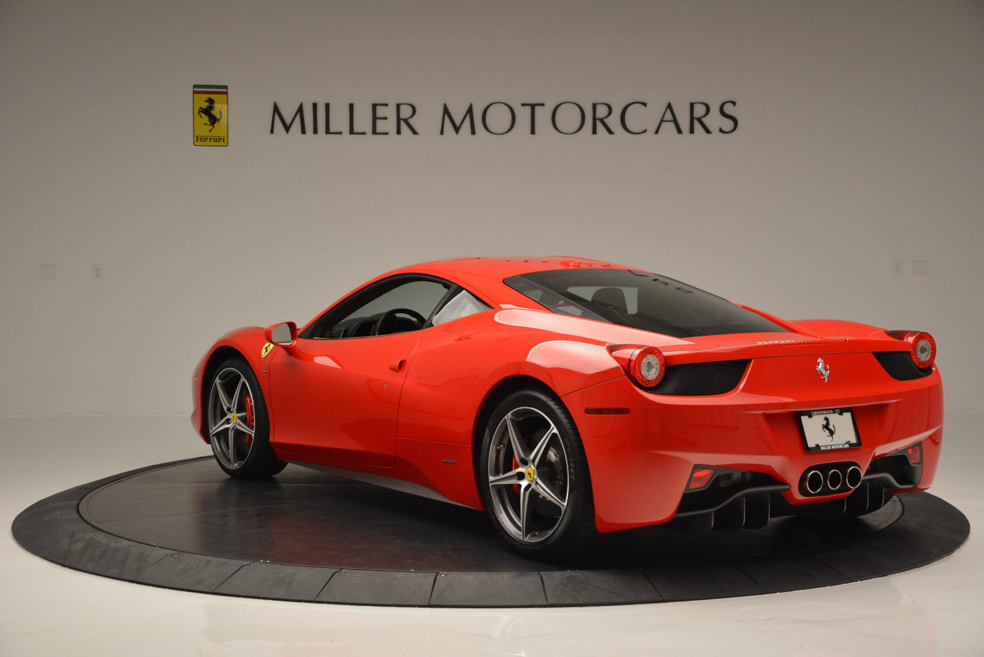 Used 2010 Ferrari 458 Italia  For Sale In Westport, CT 148_p5