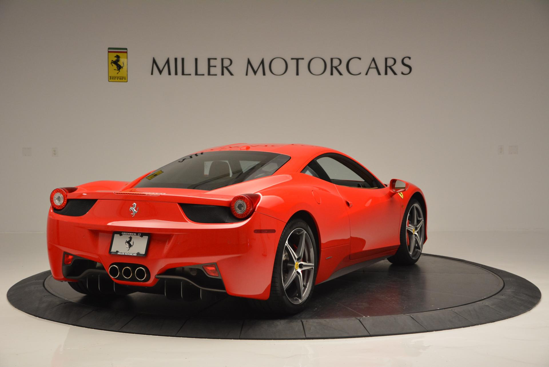 Used 2010 Ferrari 458 Italia  For Sale In Westport, CT 148_p7