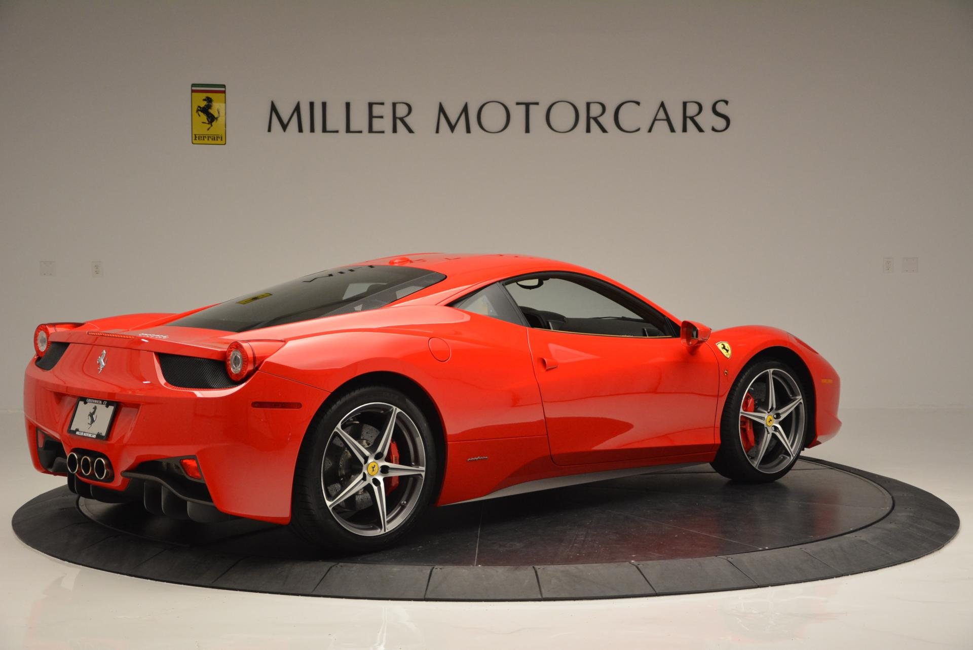 Used 2010 Ferrari 458 Italia  For Sale In Westport, CT 148_p8