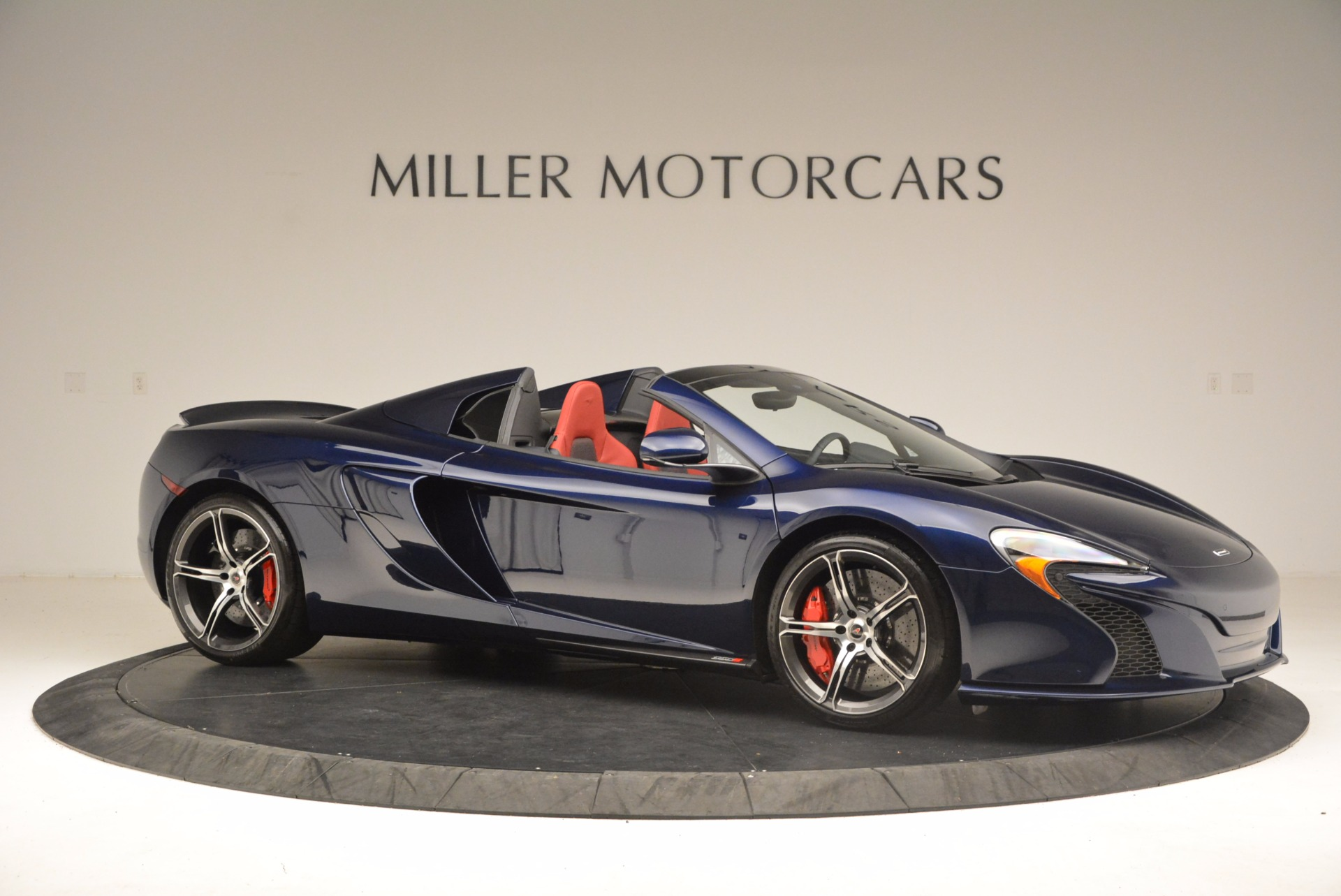Used 2015 McLaren 650S Spider  For Sale In Westport, CT 1480_p10