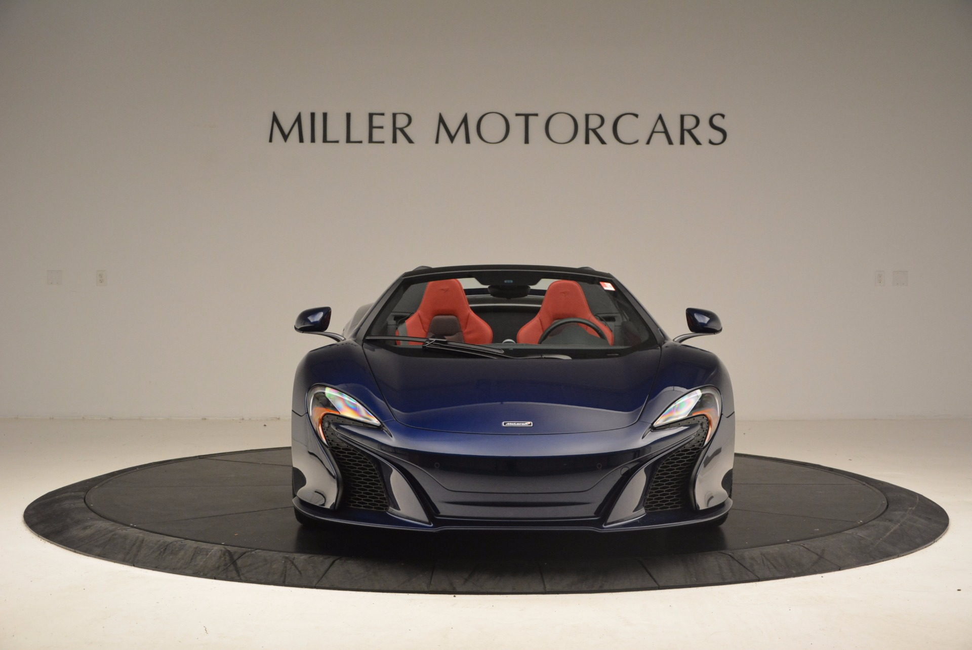 Used 2015 McLaren 650S Spider  For Sale In Westport, CT 1480_p12