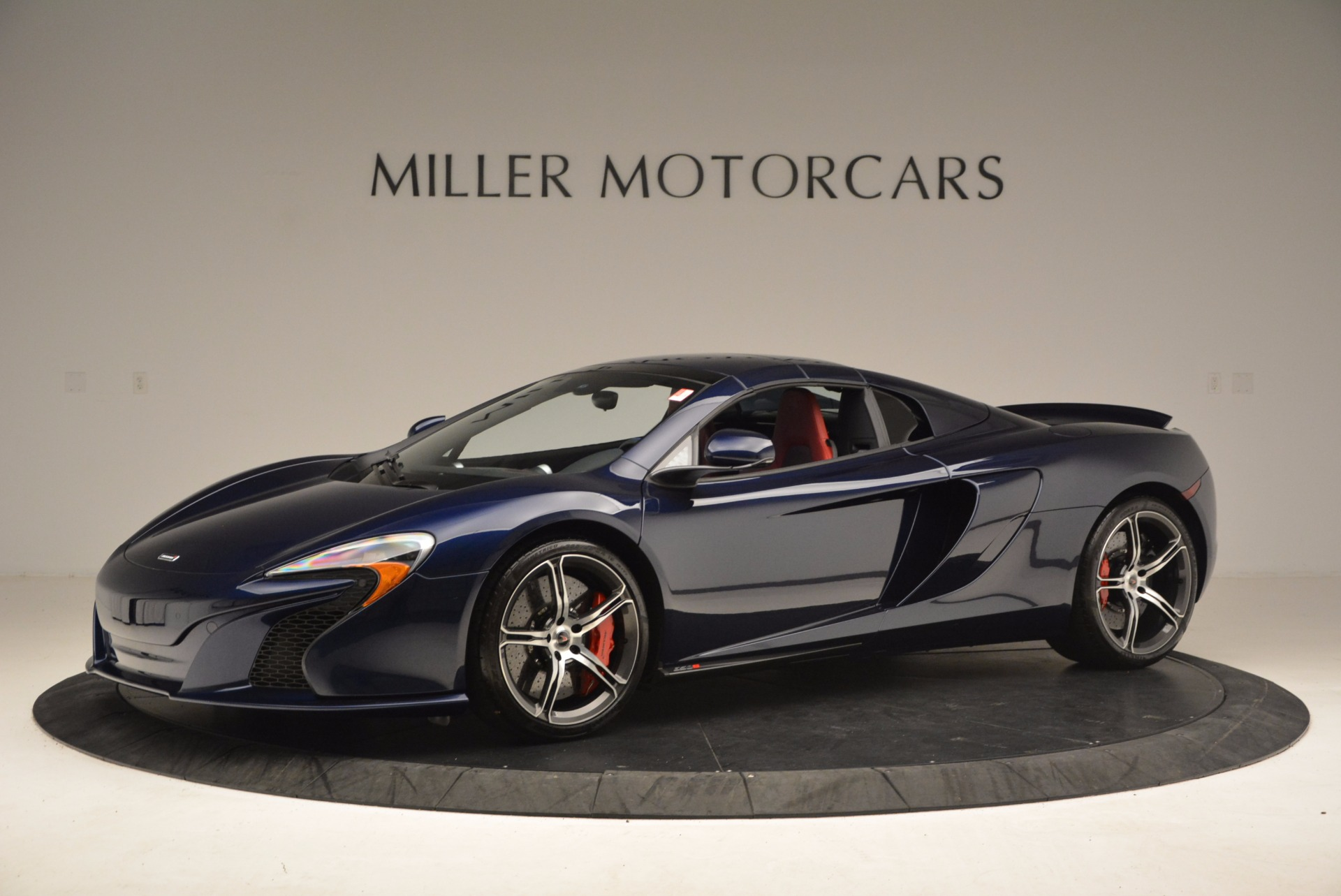 Used 2015 McLaren 650S Spider  For Sale In Westport, CT 1480_p15