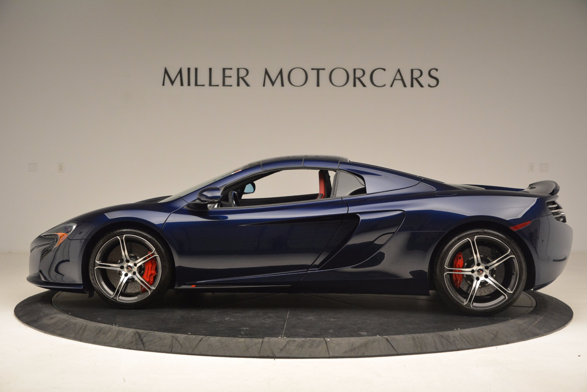 Used 2015 McLaren 650S Spider  For Sale In Westport, CT 1480_p16
