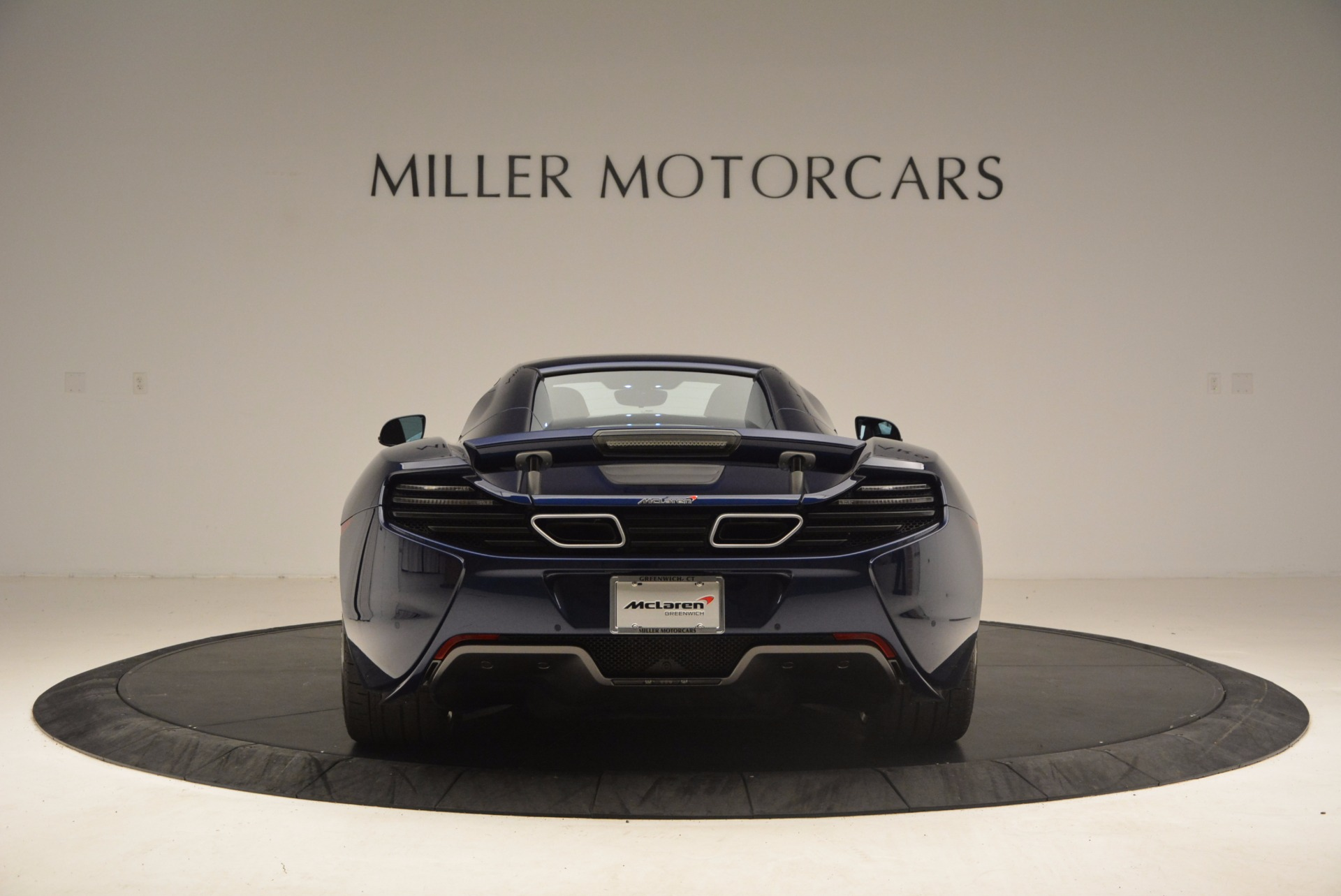 Used 2015 McLaren 650S Spider  For Sale In Westport, CT 1480_p19