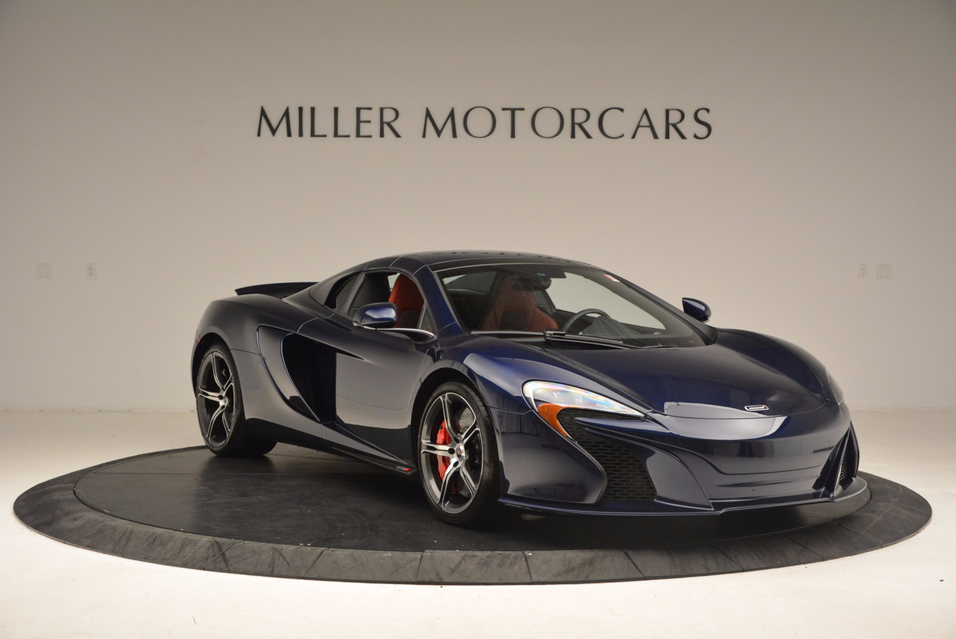 Used 2015 McLaren 650S Spider  For Sale In Westport, CT 1480_p24