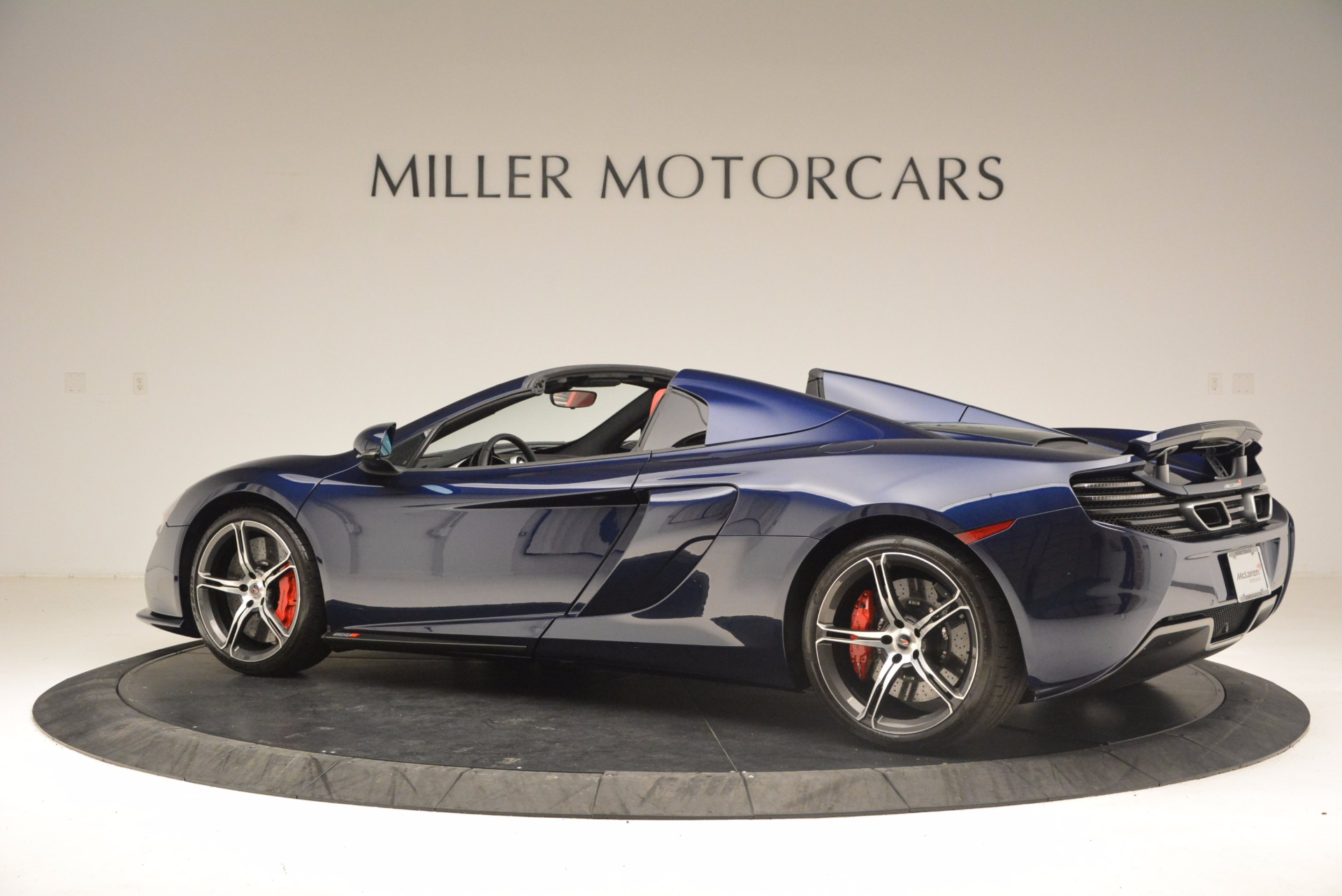 Used 2015 McLaren 650S Spider  For Sale In Westport, CT 1480_p4