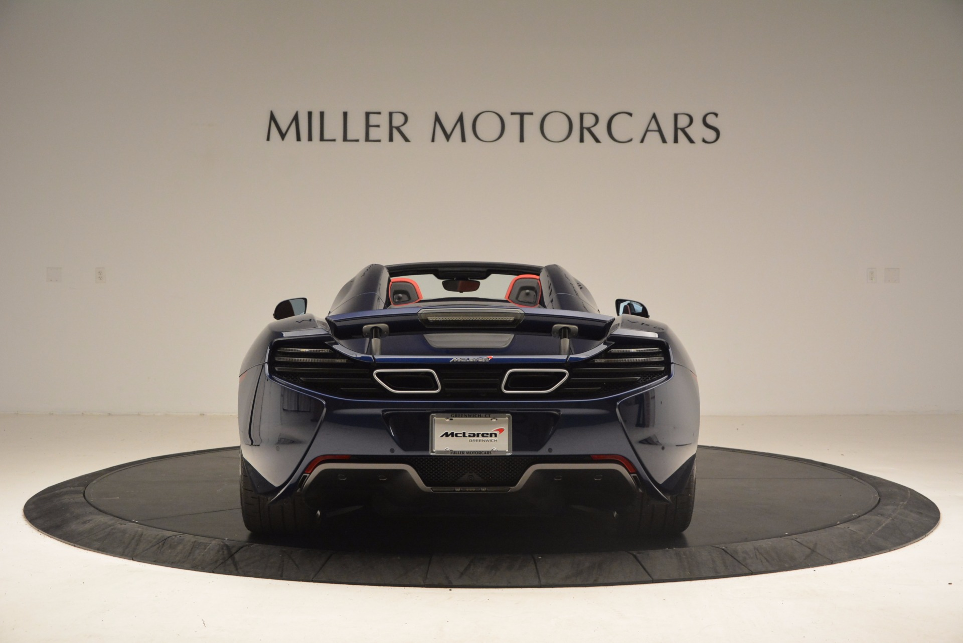 Used 2015 McLaren 650S Spider  For Sale In Westport, CT 1480_p6