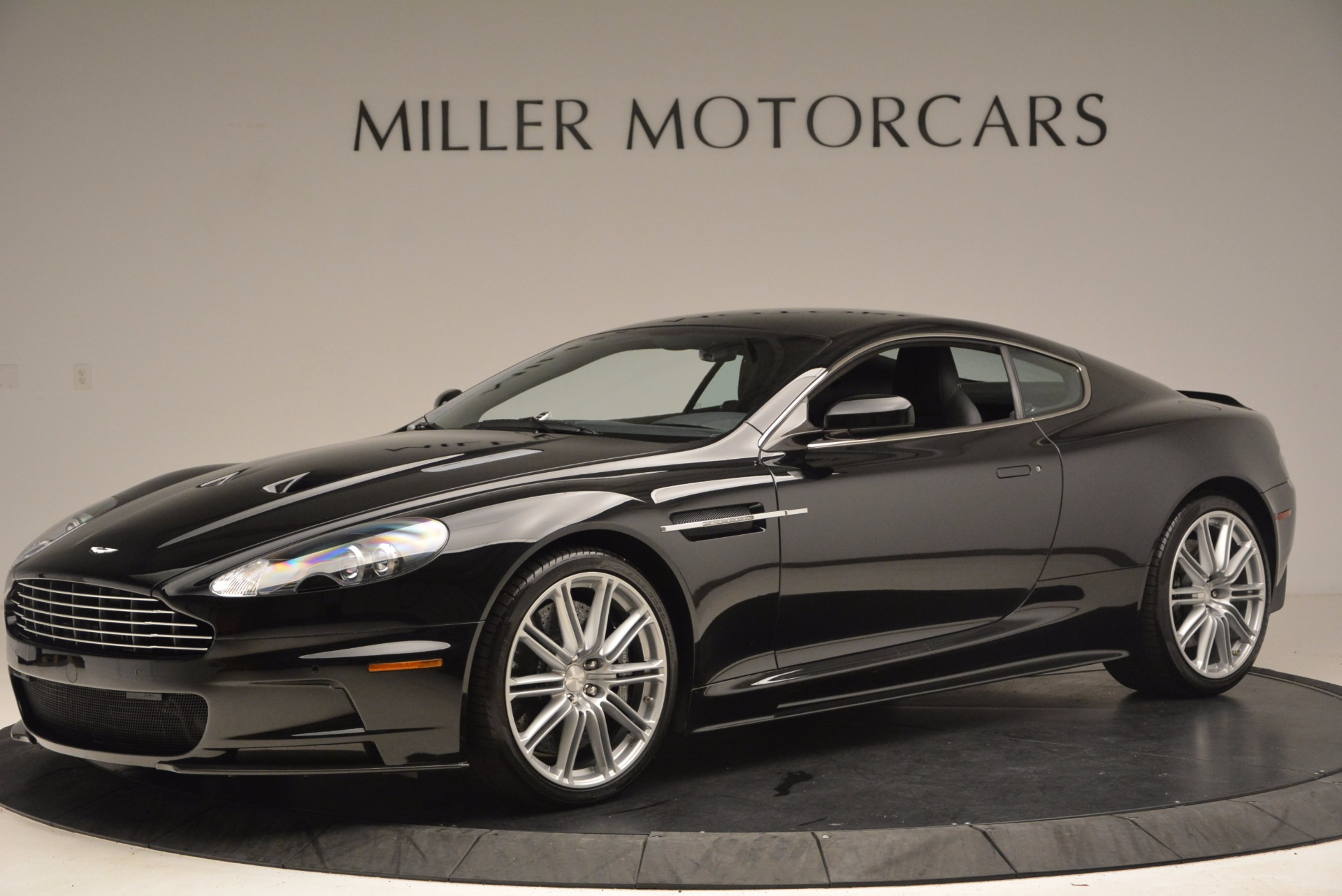 Used 2009 Aston Martin DBS  For Sale In Westport, CT 1485_p2