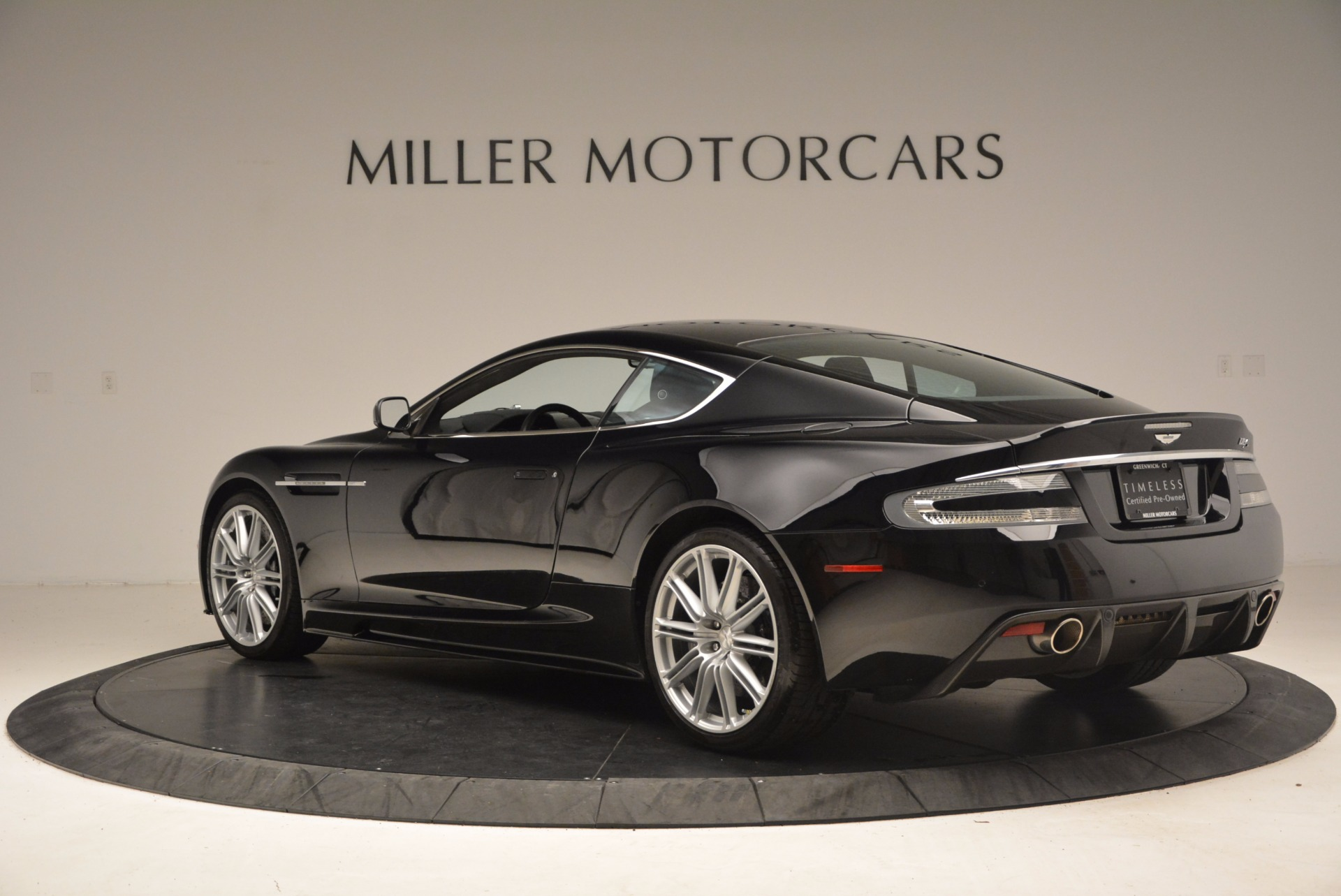 Used 2009 Aston Martin DBS  For Sale In Westport, CT 1485_p5