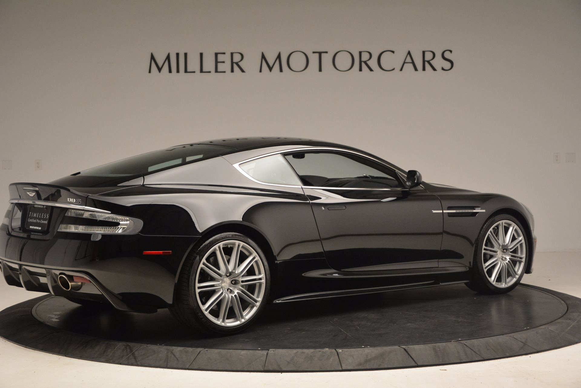 Used 2009 Aston Martin DBS  For Sale In Westport, CT 1485_p8