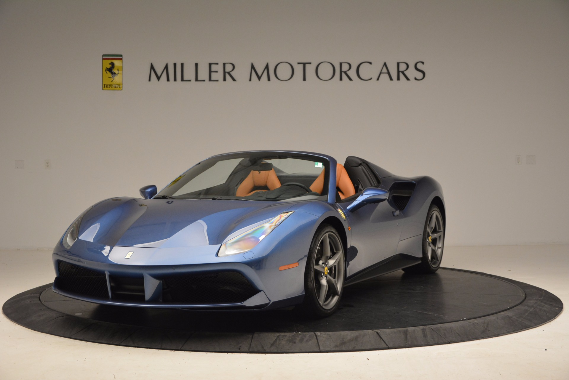 Used 2017 Ferrari 488 Spider  For Sale In Westport, CT