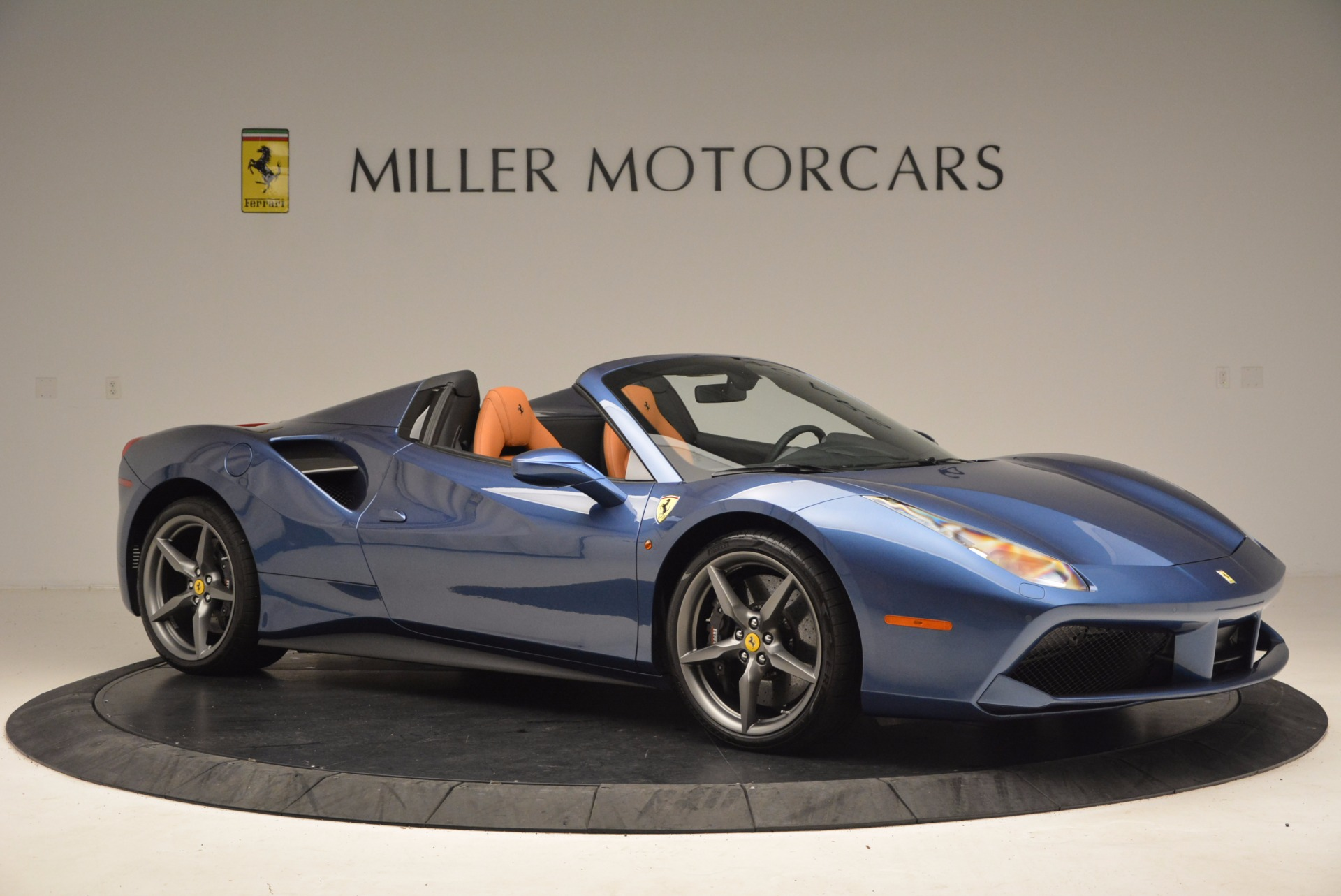 Used 2017 Ferrari 488 Spider  For Sale In Westport, CT 1489_p10