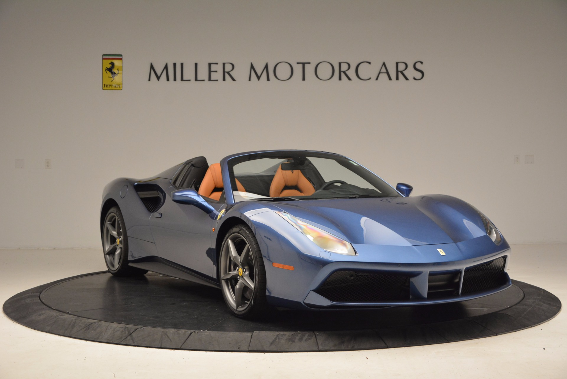 Used 2017 Ferrari 488 Spider  For Sale In Westport, CT 1489_p11
