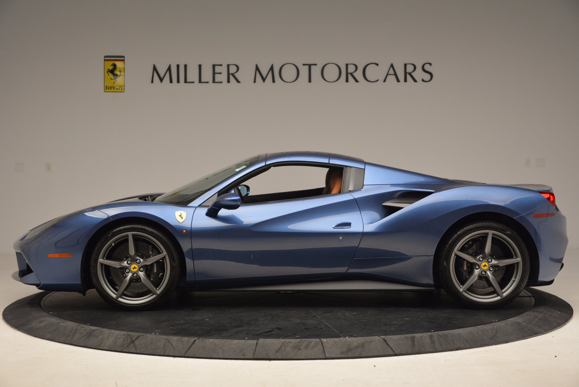 Used 2017 Ferrari 488 Spider  For Sale In Westport, CT 1489_p15