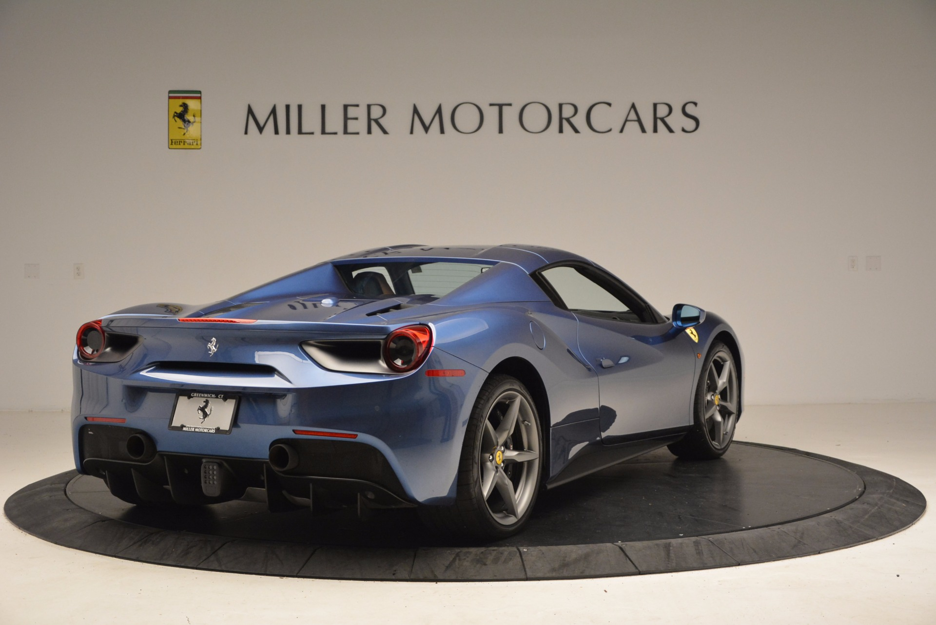 Used 2017 Ferrari 488 Spider  For Sale In Westport, CT 1489_p19
