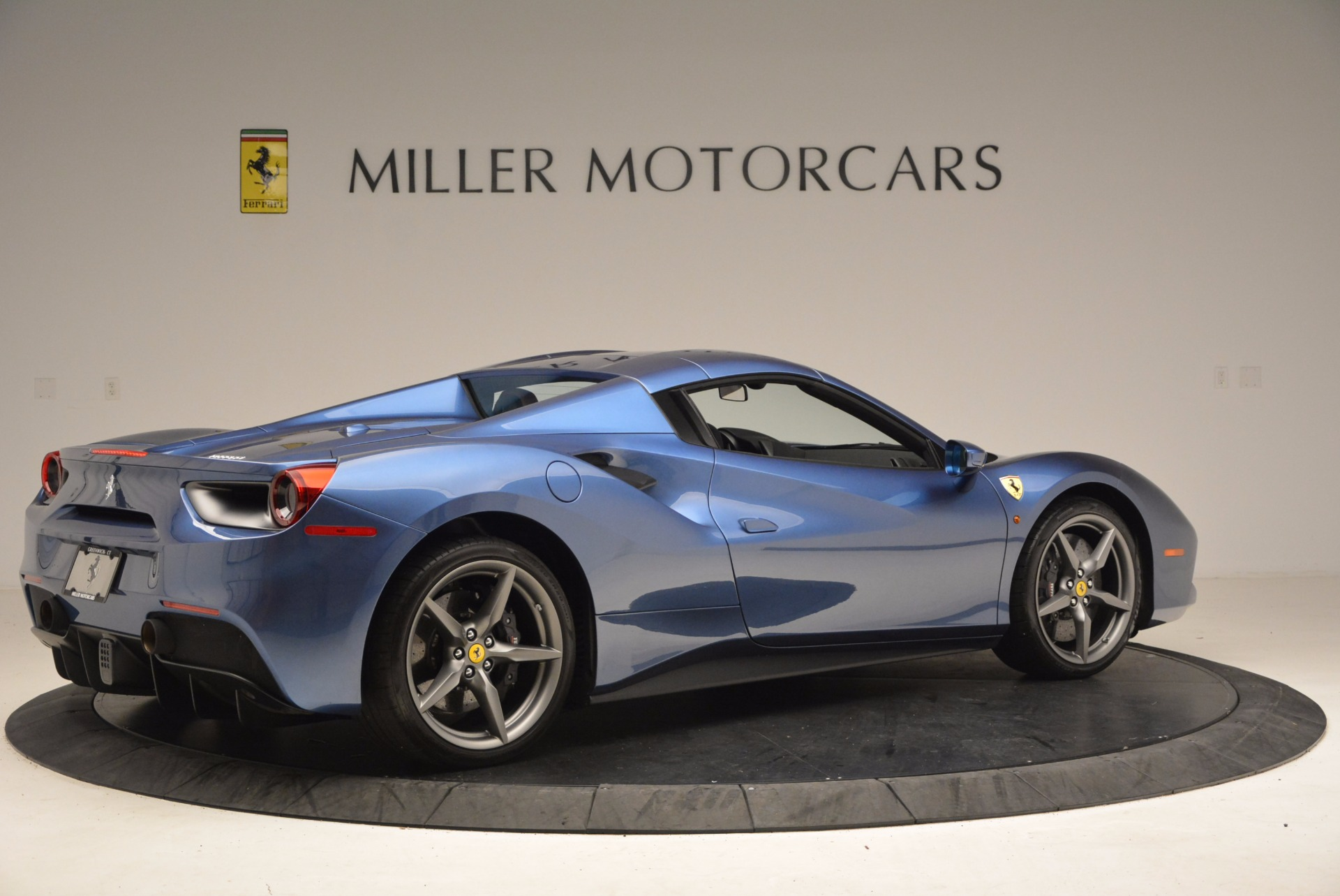 Used 2017 Ferrari 488 Spider  For Sale In Westport, CT 1489_p20
