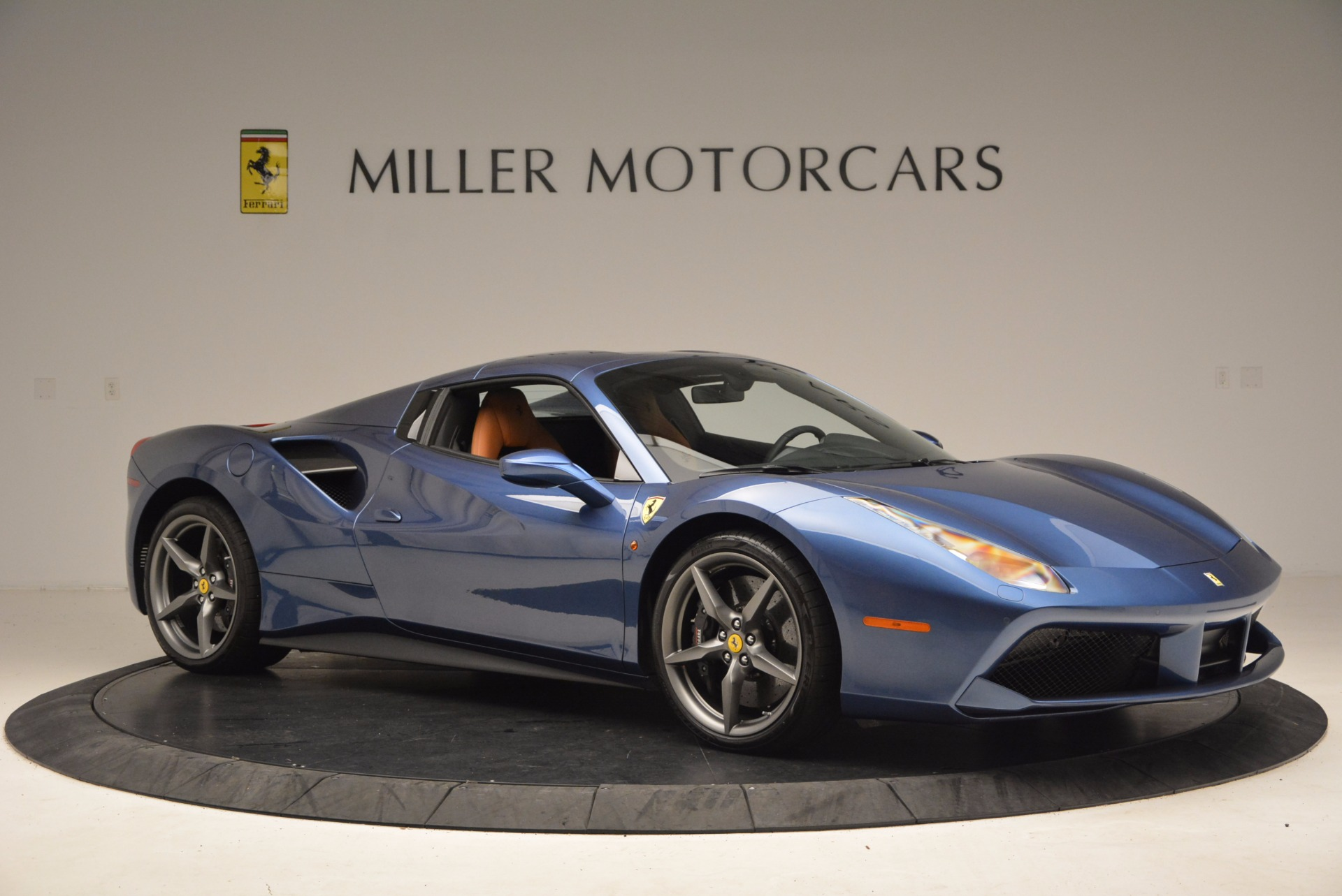 Used 2017 Ferrari 488 Spider  For Sale In Westport, CT 1489_p22