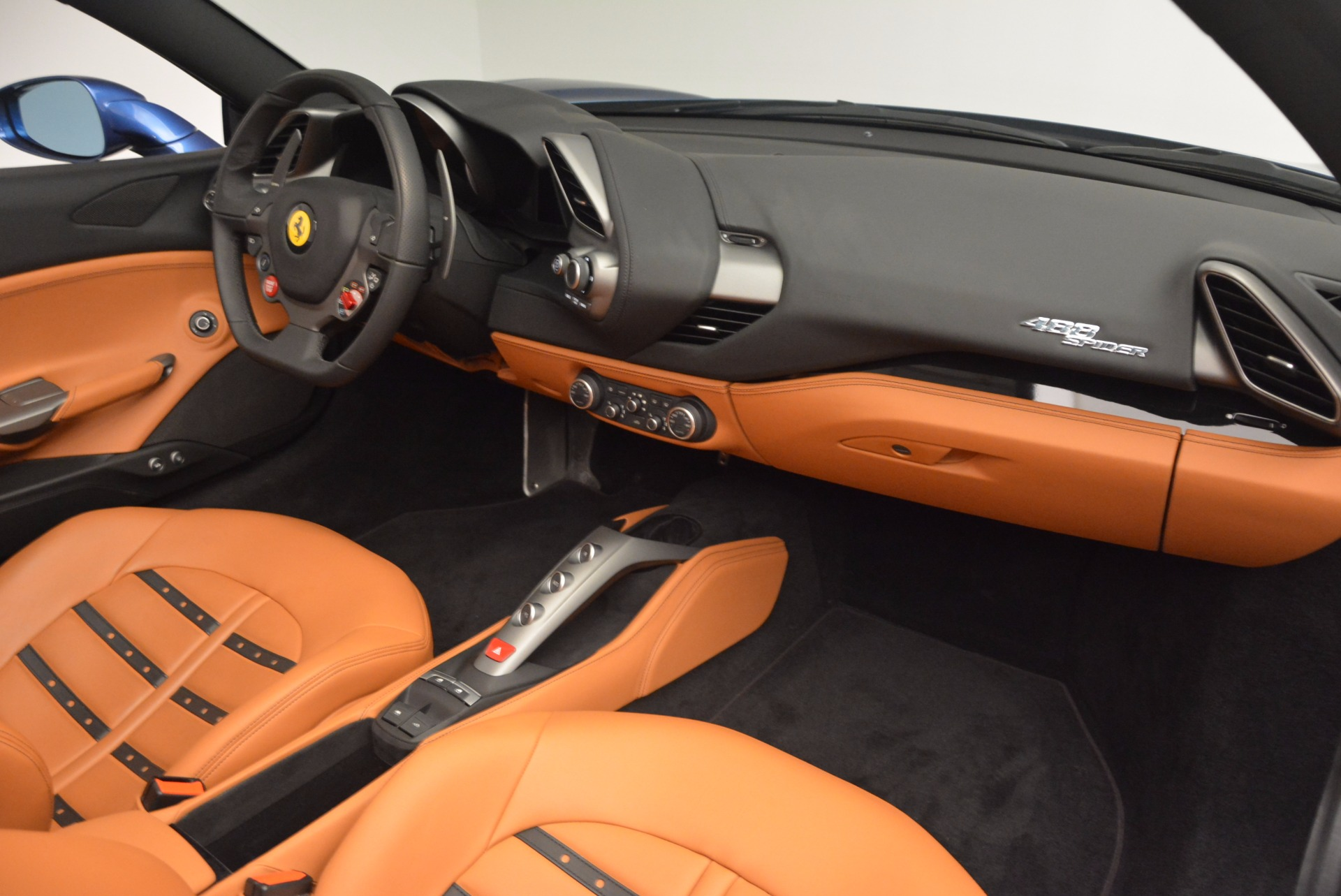 Used 2017 Ferrari 488 Spider  For Sale In Westport, CT 1489_p29