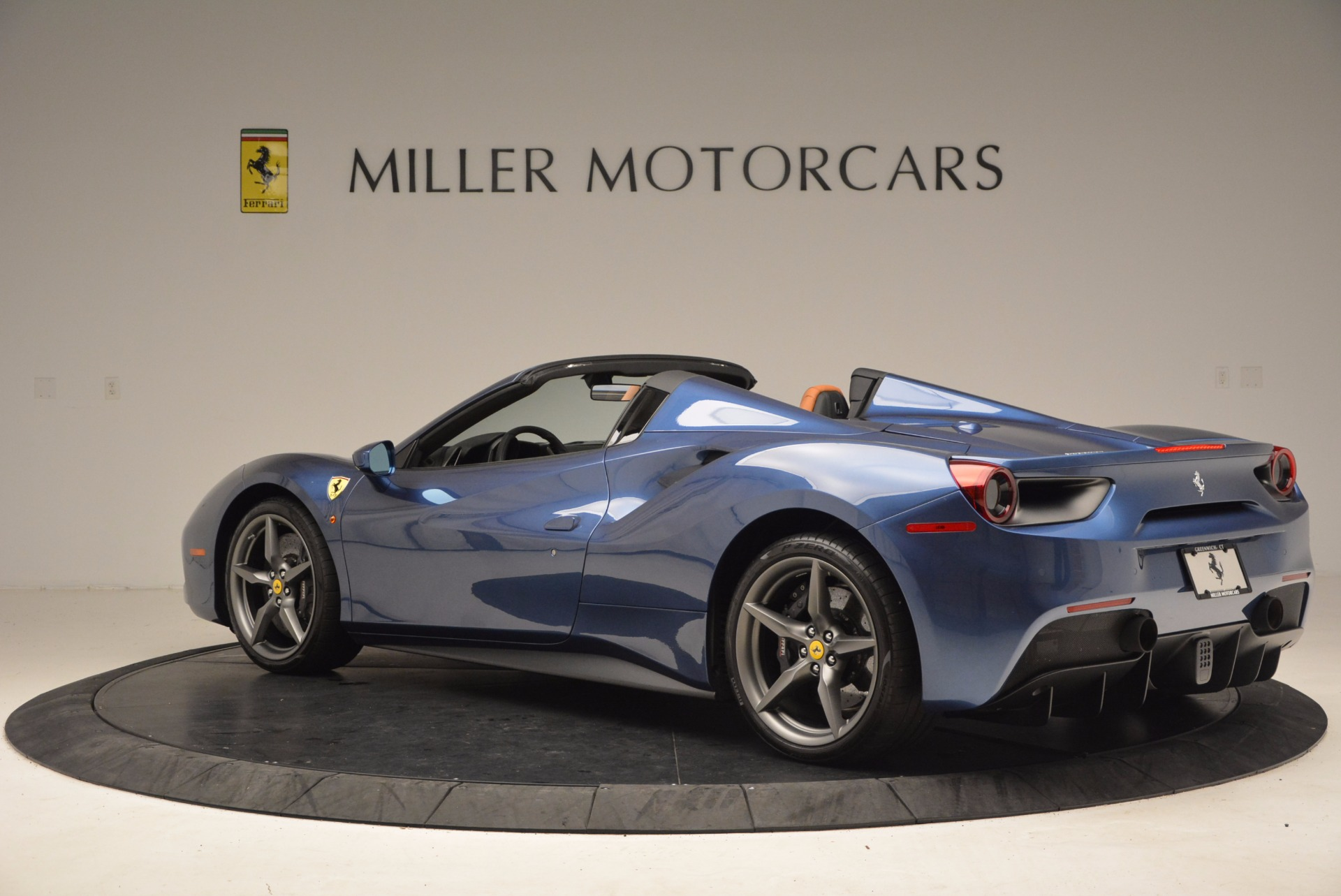 Used 2017 Ferrari 488 Spider  For Sale In Westport, CT 1489_p4