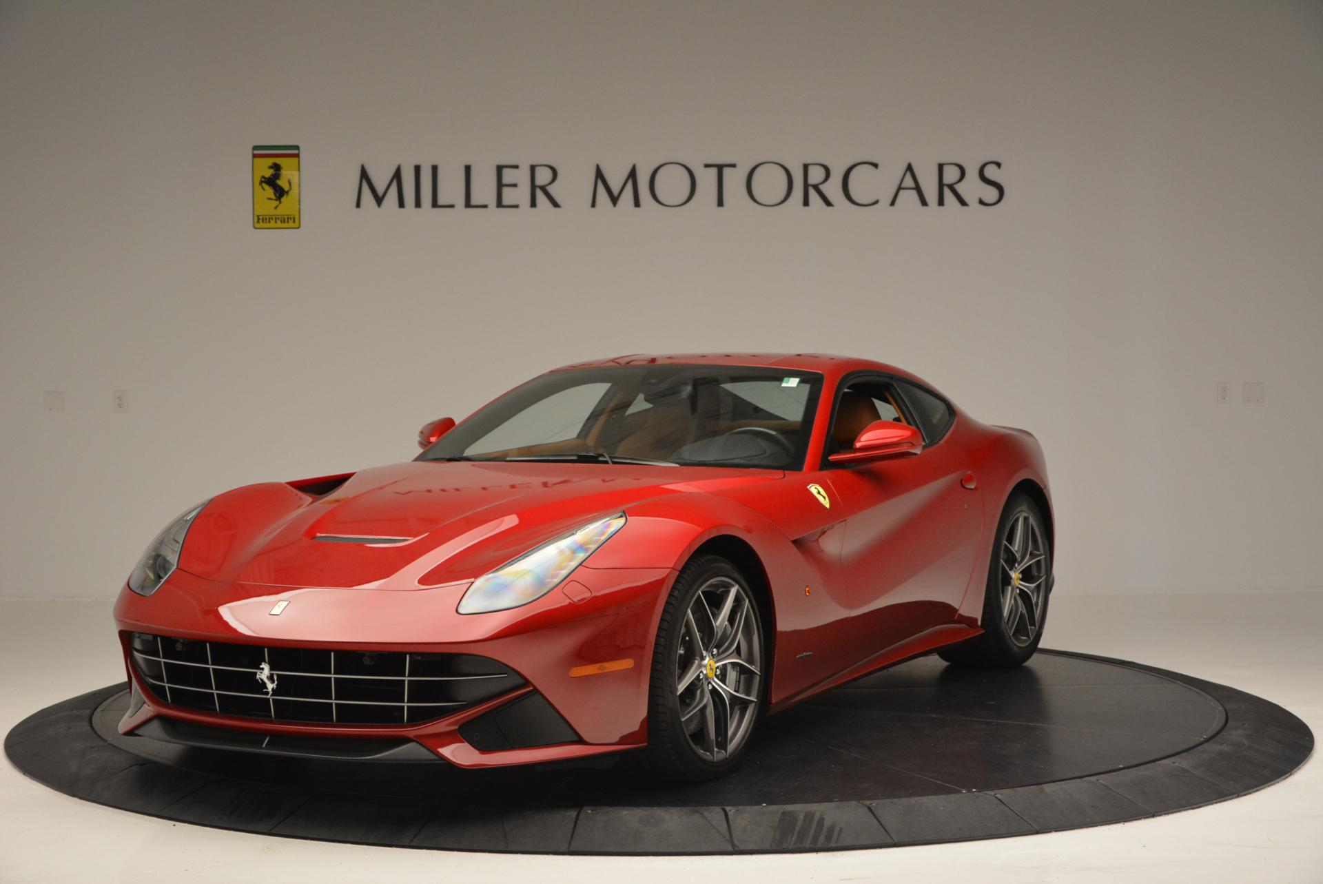 Used 2014 Ferrari F12 Berlinetta  For Sale In Westport, CT 149_main