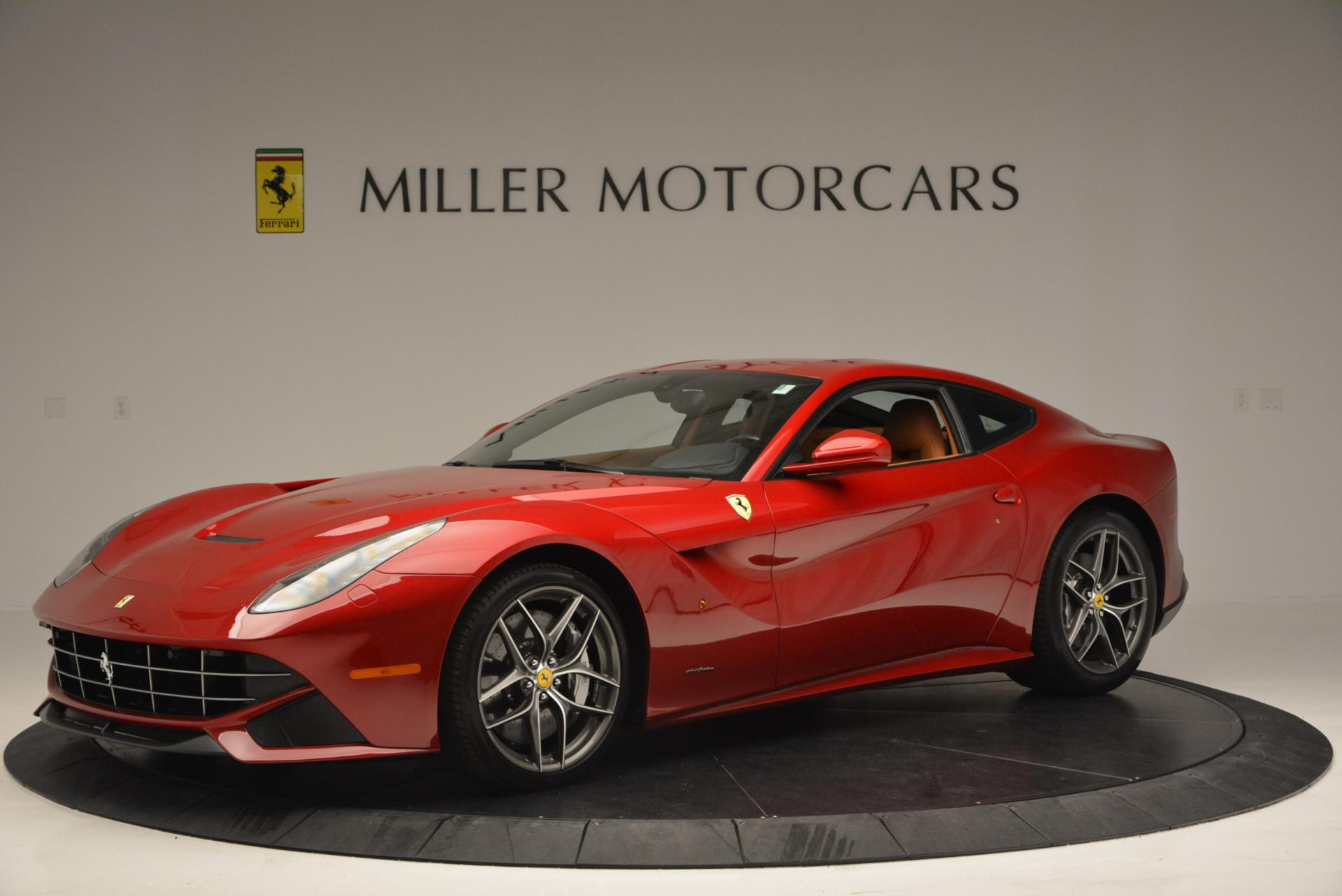 Used 2014 Ferrari F12 Berlinetta  For Sale In Westport, CT 149_p2