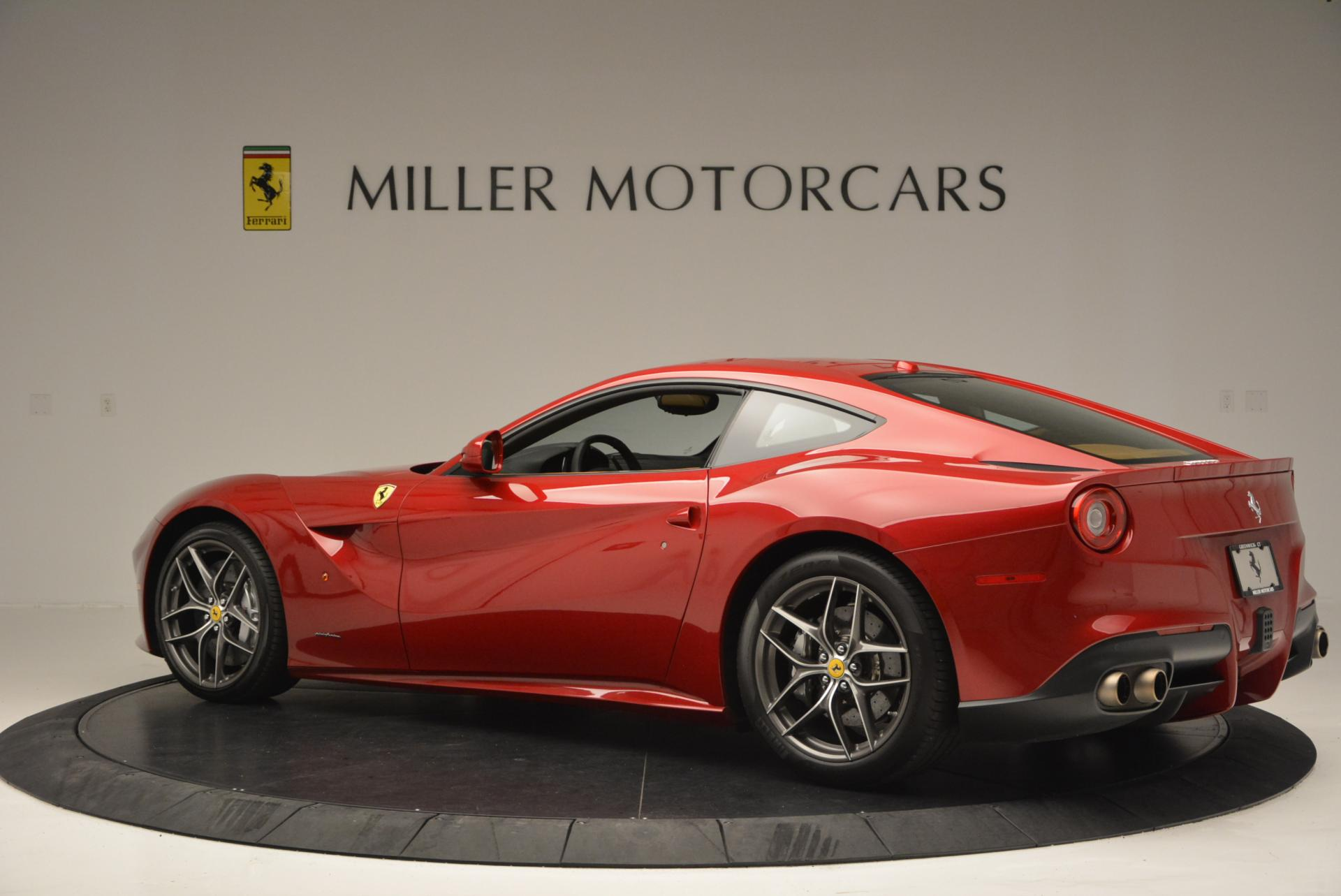 Used 2014 Ferrari F12 Berlinetta  For Sale In Westport, CT 149_p4
