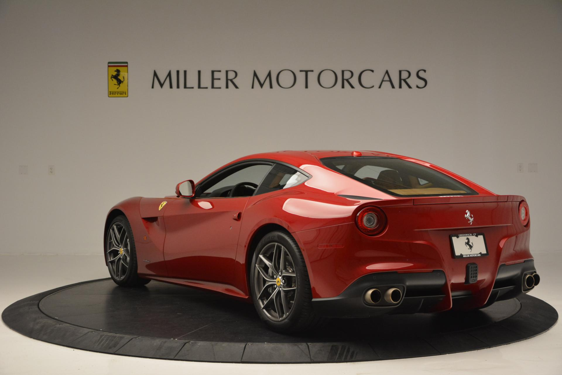 Used 2014 Ferrari F12 Berlinetta  For Sale In Westport, CT 149_p5