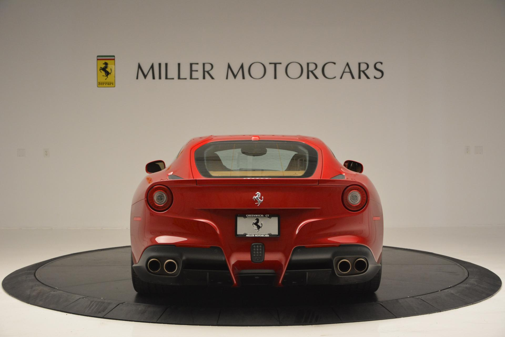 Used 2014 Ferrari F12 Berlinetta  For Sale In Westport, CT 149_p6