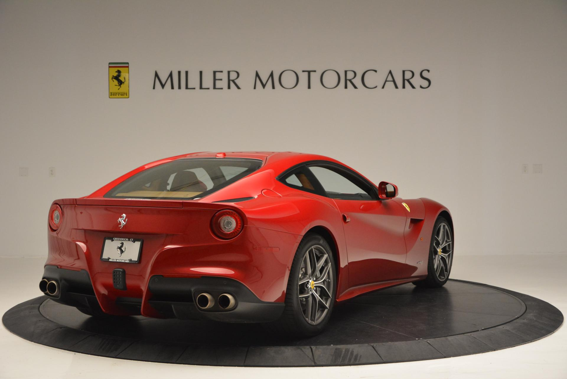 Used 2014 Ferrari F12 Berlinetta  For Sale In Westport, CT 149_p7