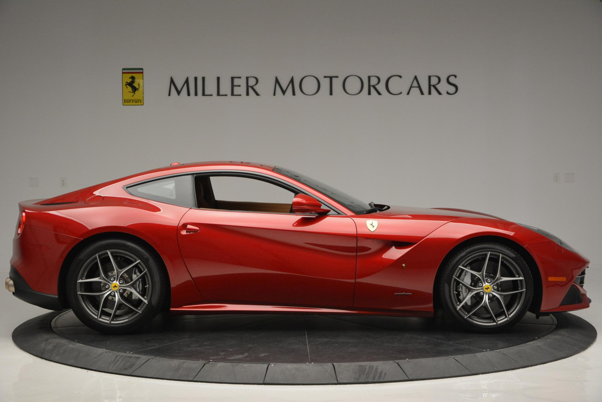 Used 2014 Ferrari F12 Berlinetta  For Sale In Westport, CT 149_p9