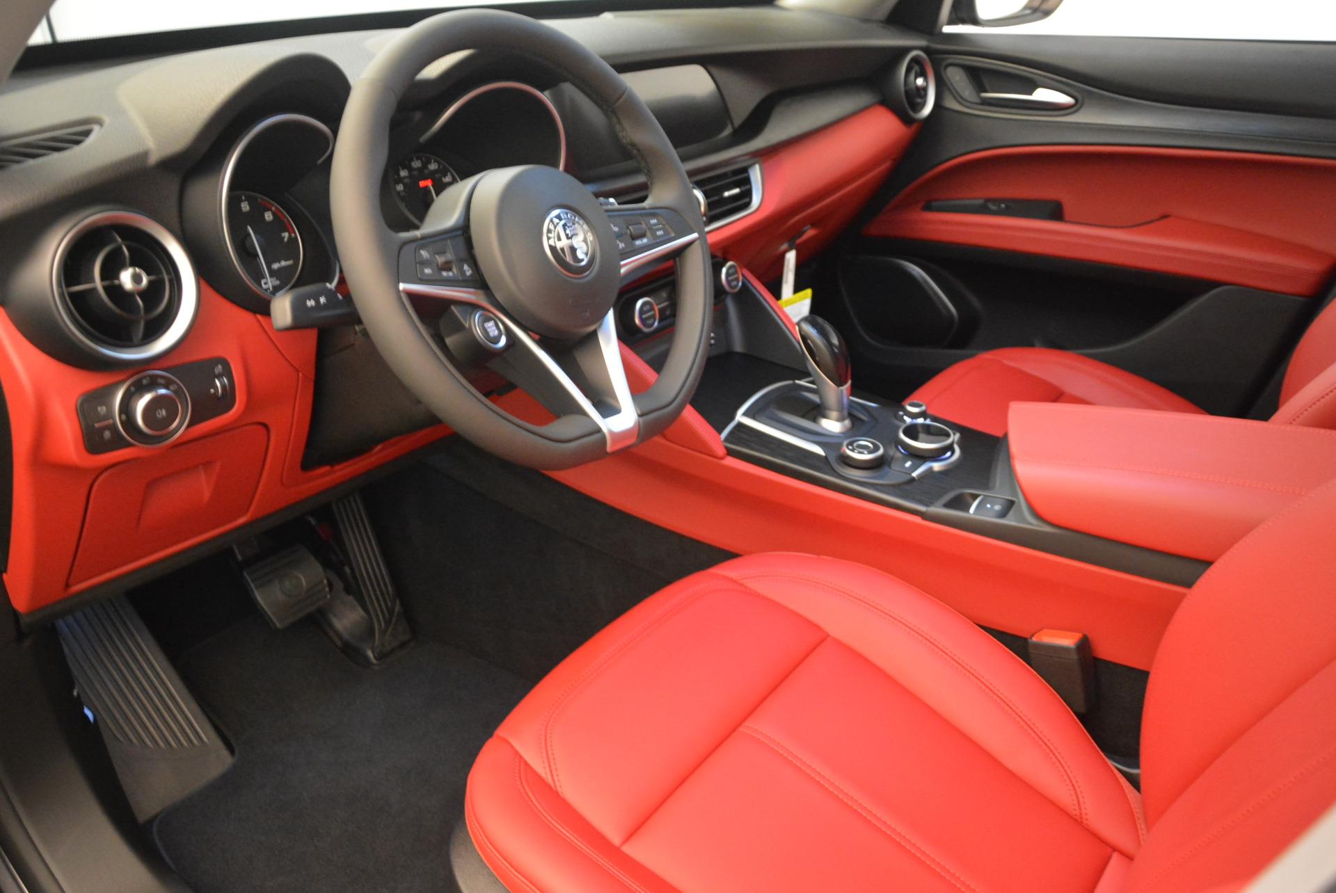 New 2018 Alfa Romeo Stelvio Q4 For Sale In Westport, CT 1490_p13
