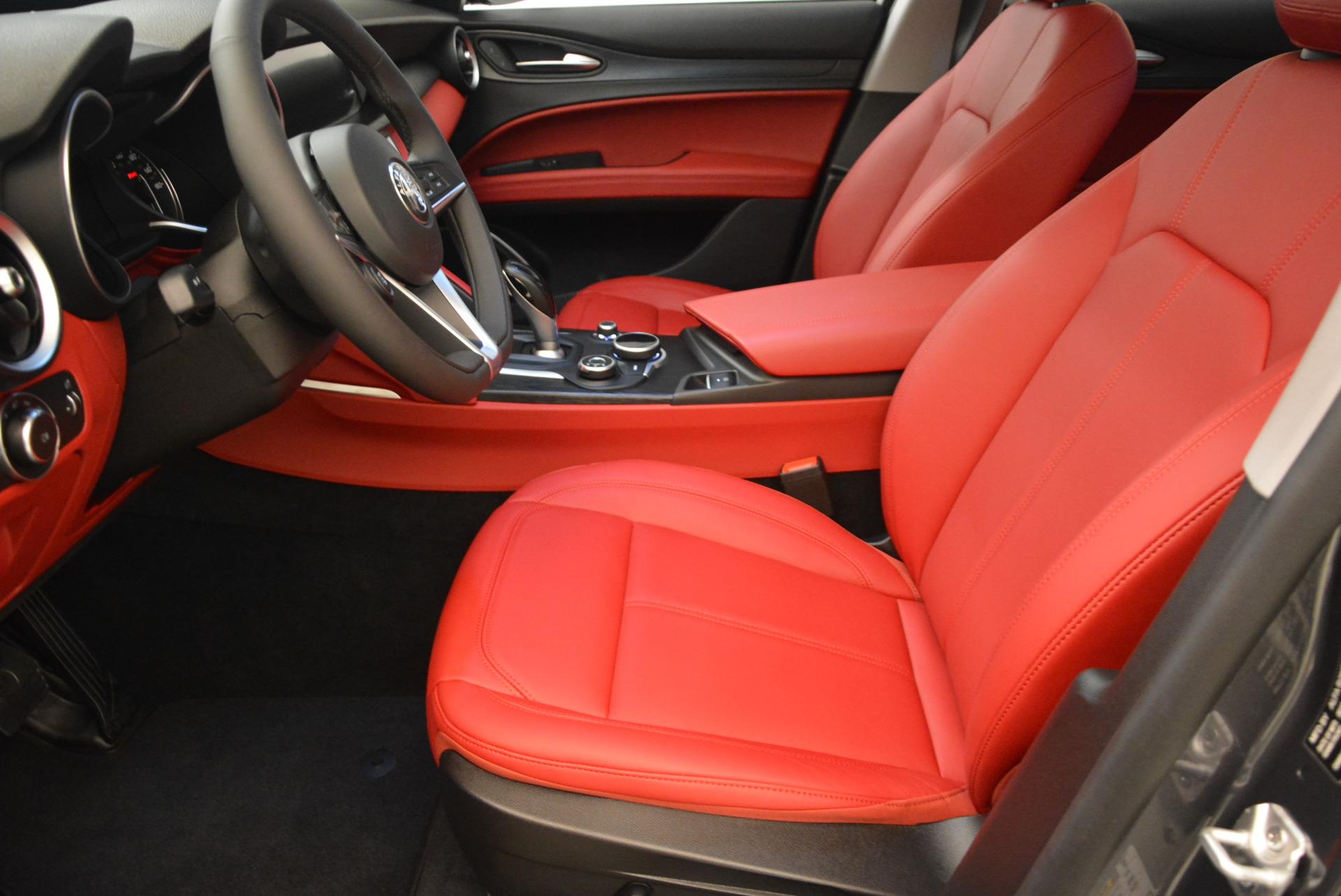 New 2018 Alfa Romeo Stelvio Q4 For Sale In Westport, CT 1490_p14