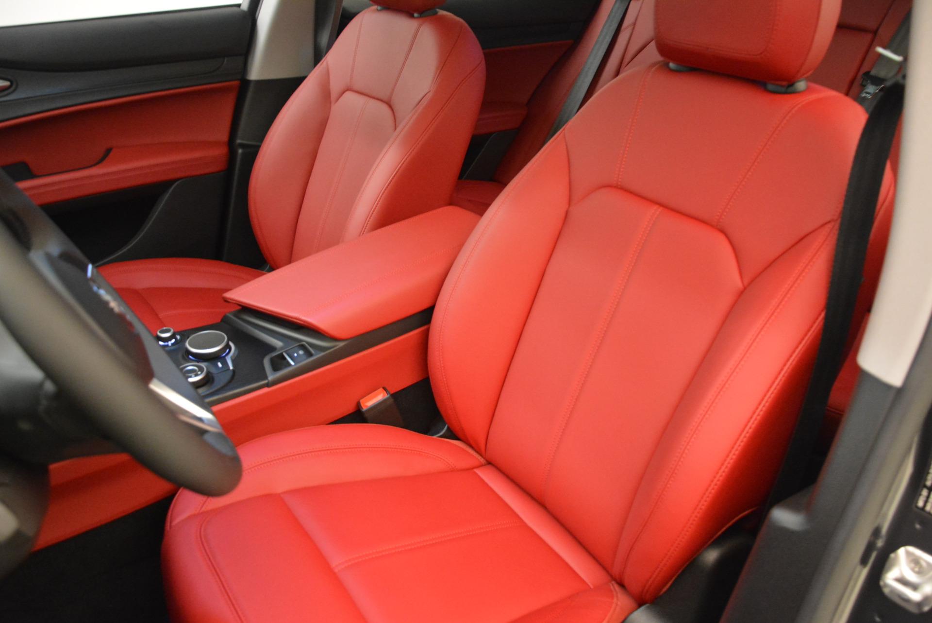 New 2018 Alfa Romeo Stelvio Q4 For Sale In Westport, CT 1490_p15