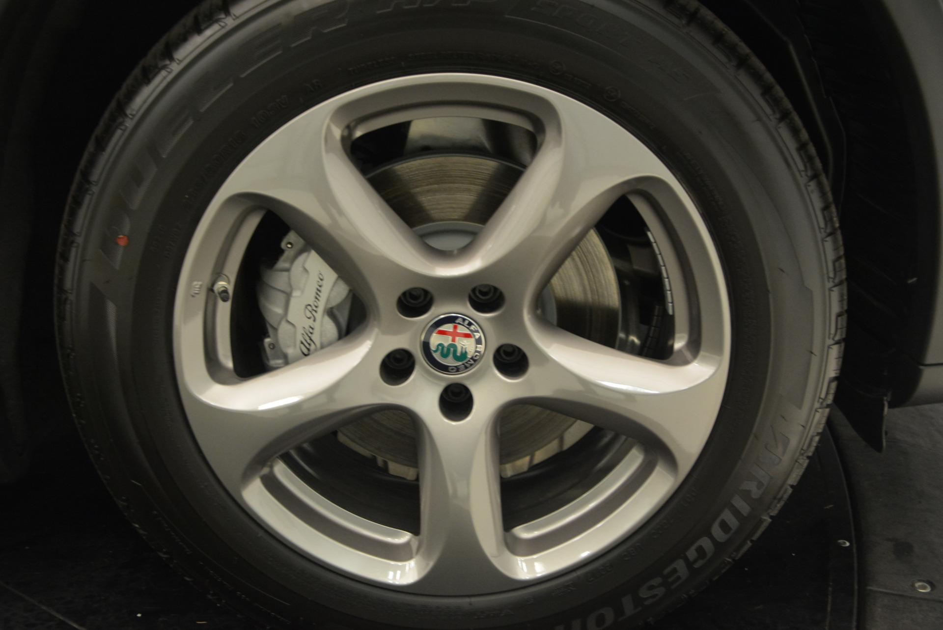 New 2018 Alfa Romeo Stelvio Q4 For Sale In Westport, CT 1490_p25