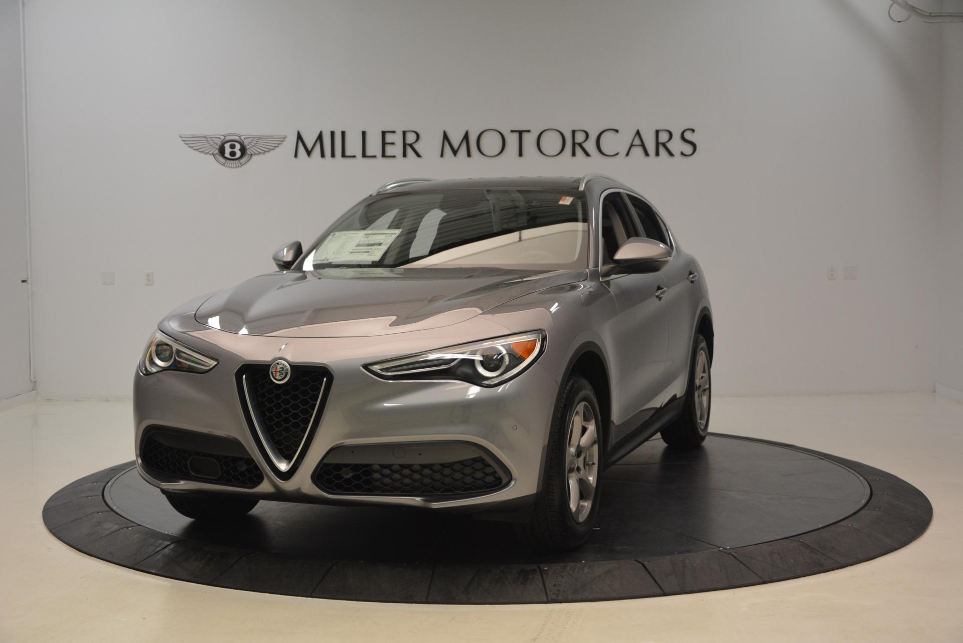 New 2018 Alfa Romeo Stelvio Q4 For Sale In Westport, CT 1491_main