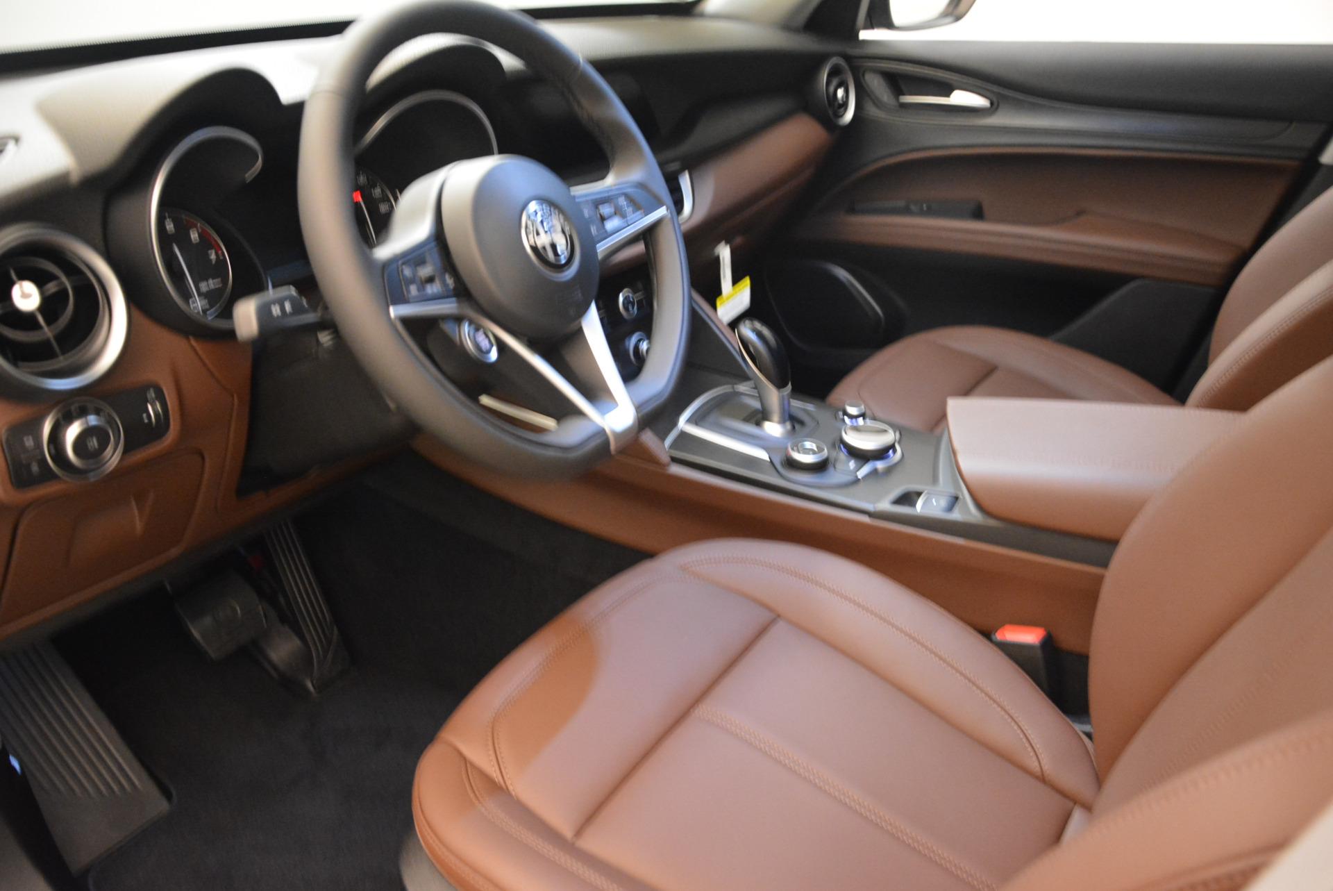 New 2018 Alfa Romeo Stelvio Q4 For Sale In Westport, CT 1491_p13
