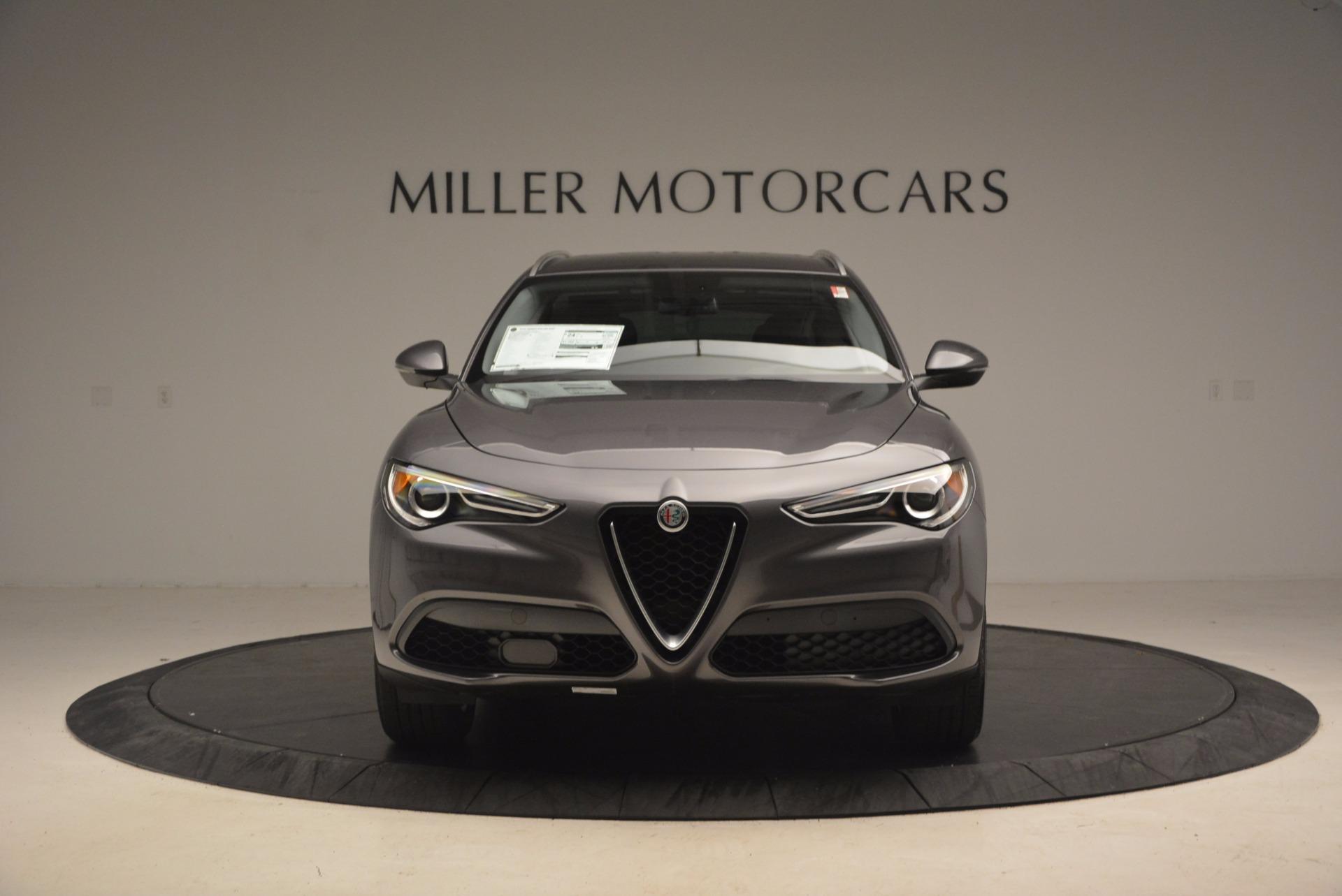 New 2018 Alfa Romeo Stelvio Q4 For Sale In Westport, CT 1492_p12