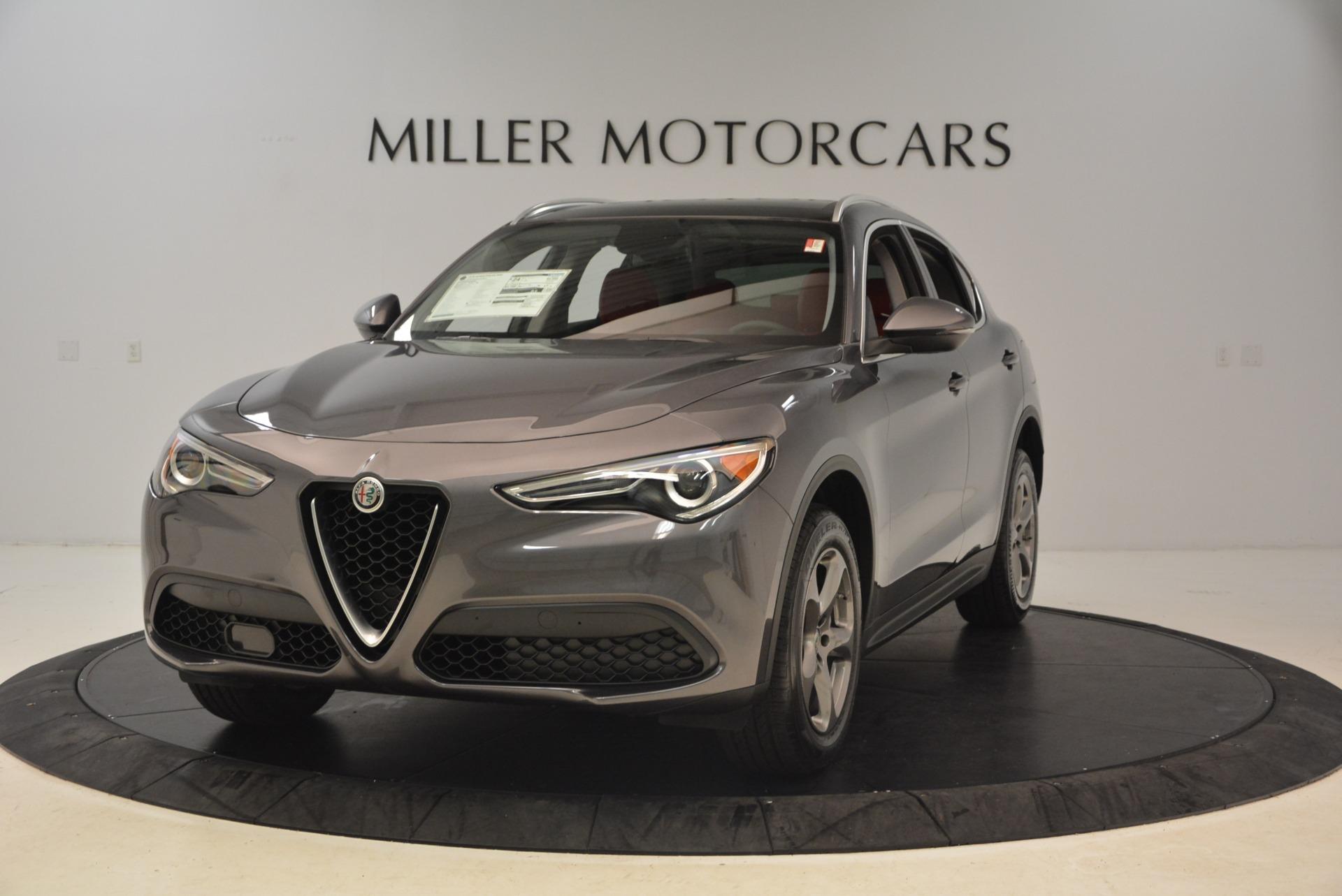New 2018 Alfa Romeo Stelvio Q4 For Sale In Westport, CT 1493_main