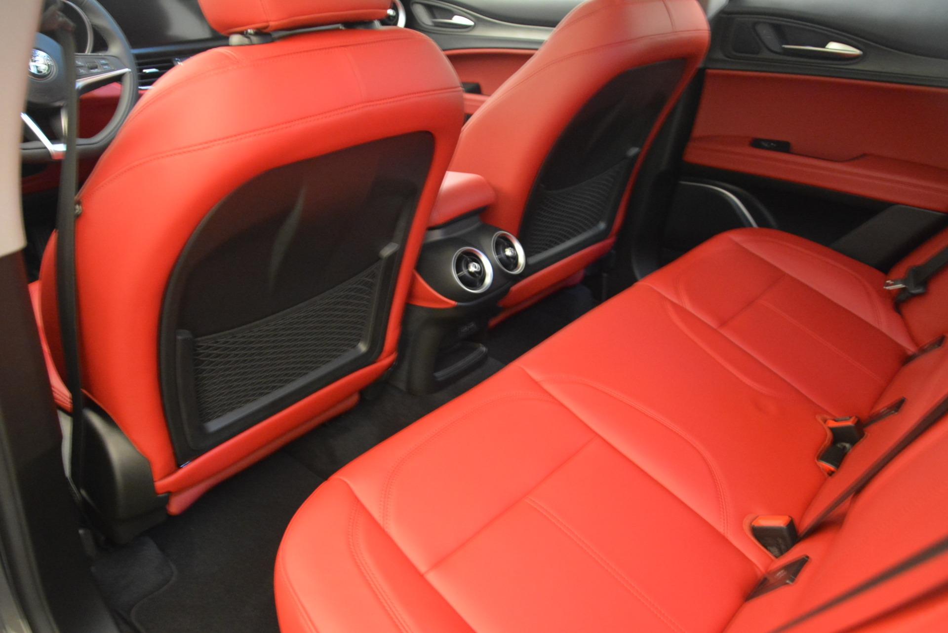 New 2018 Alfa Romeo Stelvio Q4 For Sale In Westport, CT 1493_p16