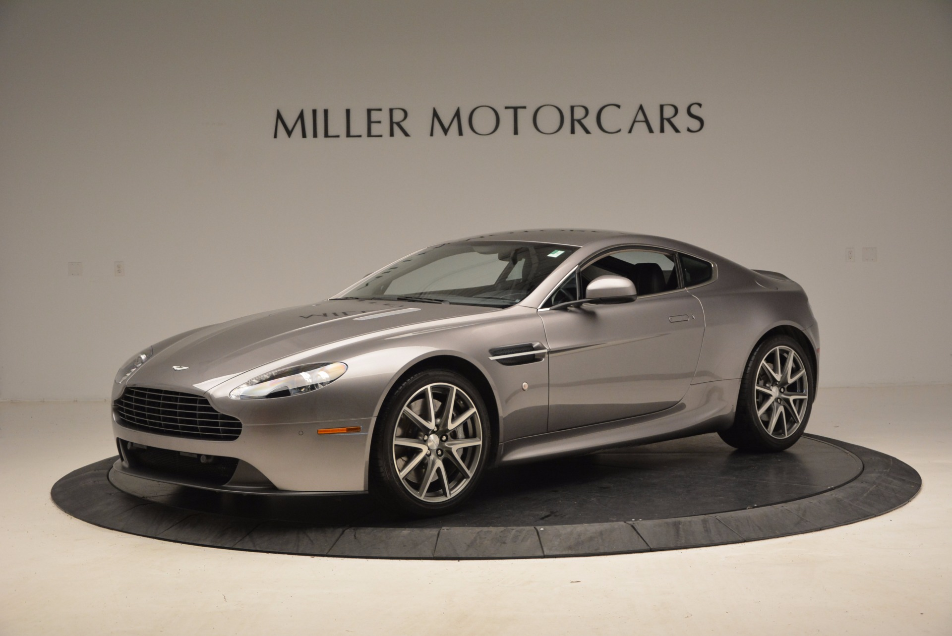 Used 2012 Aston Martin V8 Vantage  For Sale In Westport, CT 1497_p2