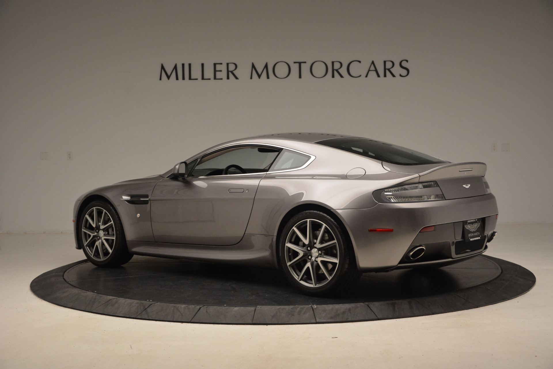 Used 2012 Aston Martin V8 Vantage  For Sale In Westport, CT 1497_p4