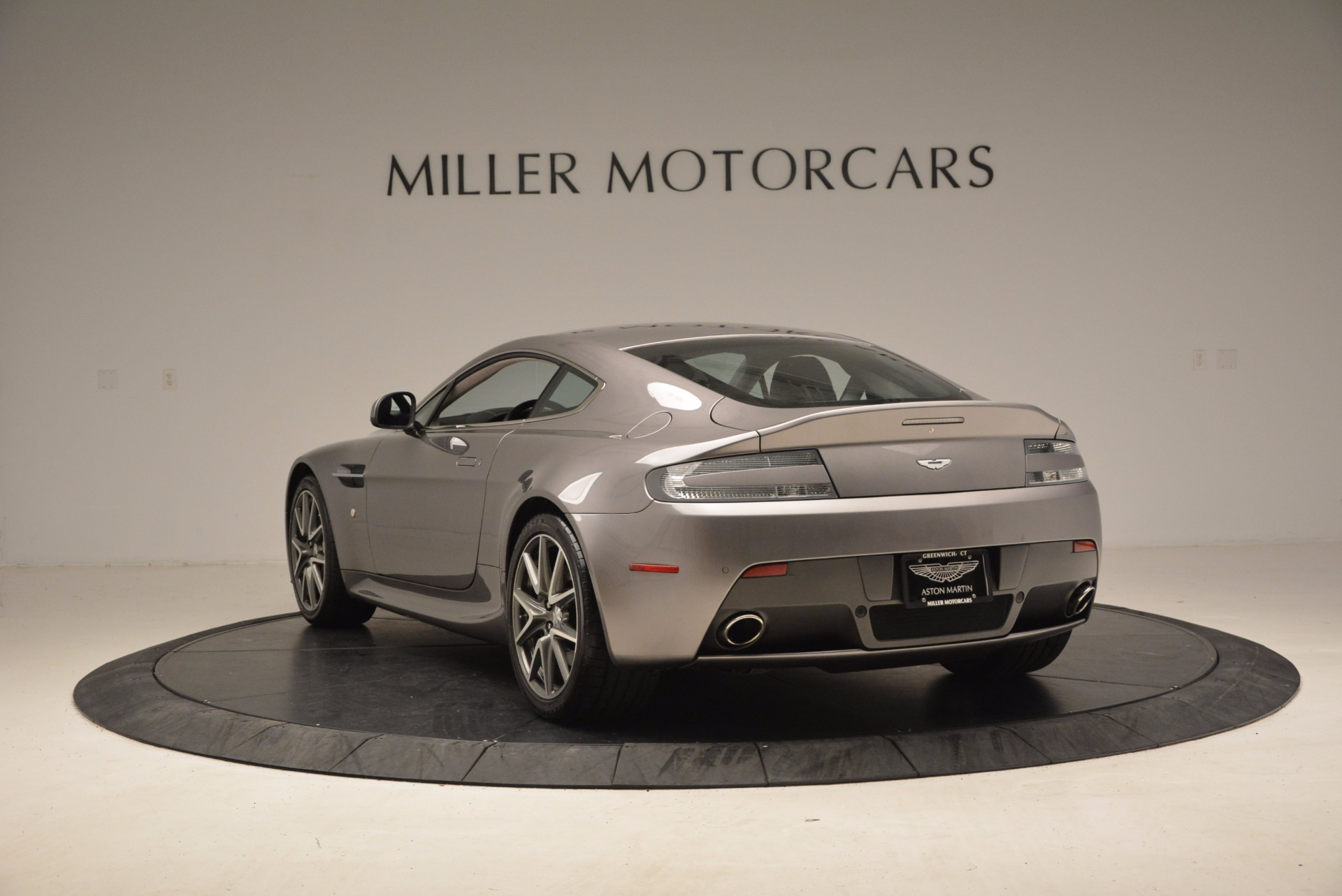 Used 2012 Aston Martin V8 Vantage  For Sale In Westport, CT 1497_p5