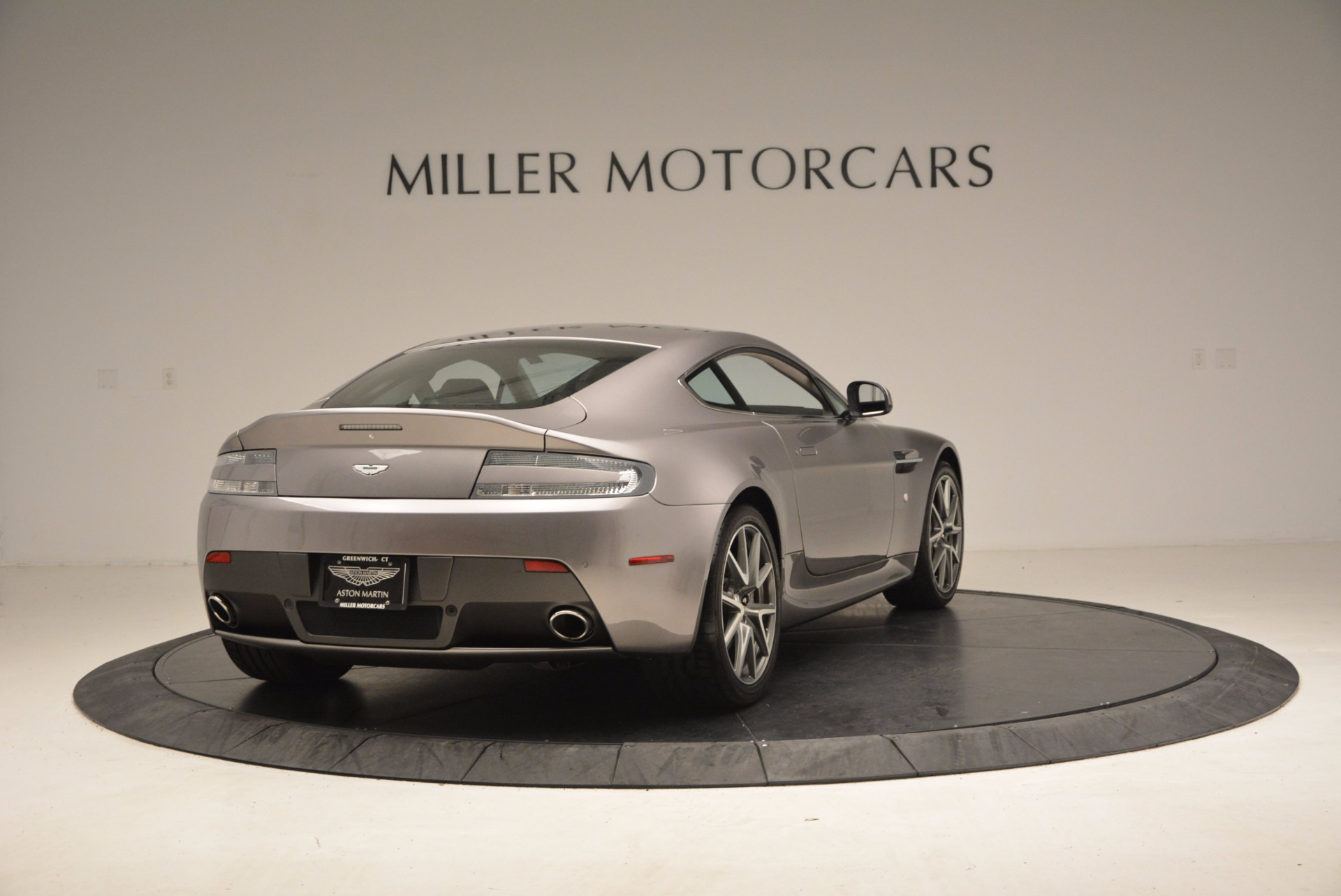 Used 2012 Aston Martin V8 Vantage  For Sale In Westport, CT 1497_p7