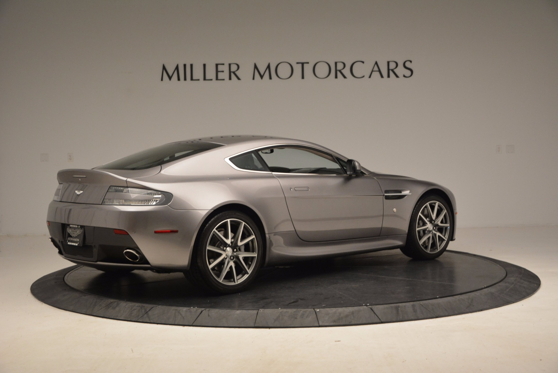 Used 2012 Aston Martin V8 Vantage  For Sale In Westport, CT 1497_p8