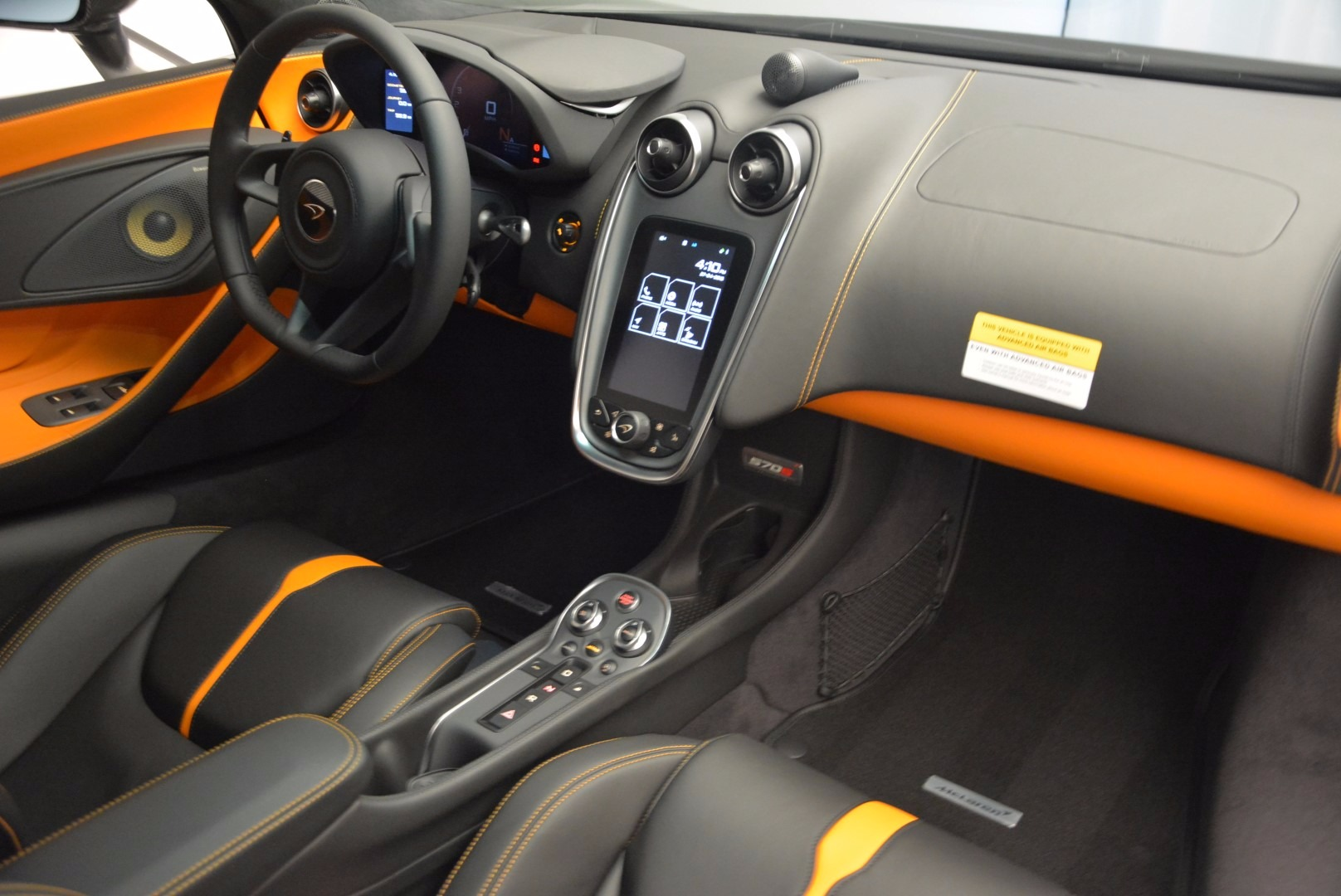 Used 2016 McLaren 570S  For Sale In Westport, CT 1498_p18