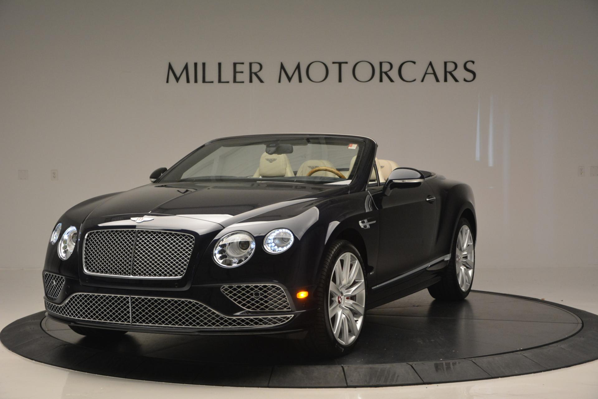Used 2016 Bentley Continental GT V8 S Convertible  For Sale In Westport, CT